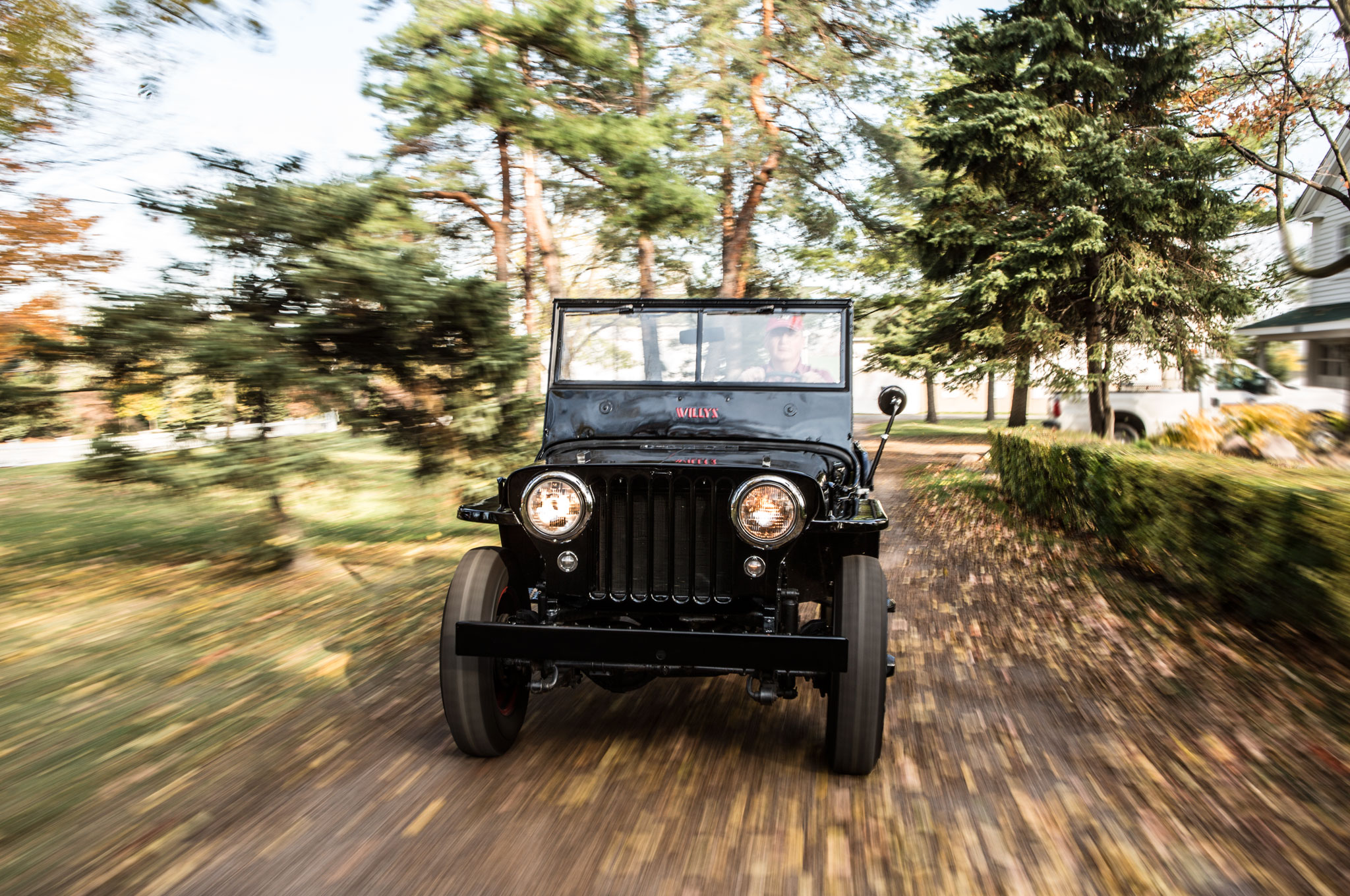 Collectible Classic 1945 1953 Willys Jeep Cj 2a 3a Automobile 1950 For Sale Predictably