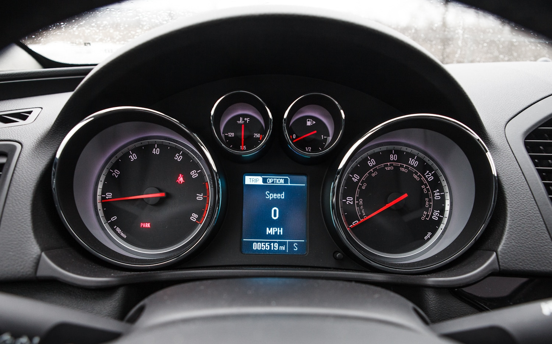 2013 Buick Regal GS - Editors' Notebook - Automobile Magazine