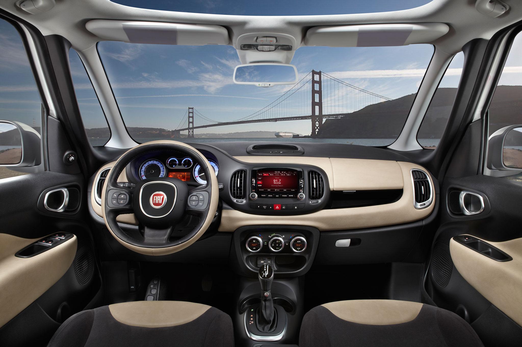 2014 fiat 500l first drive automobile magazine