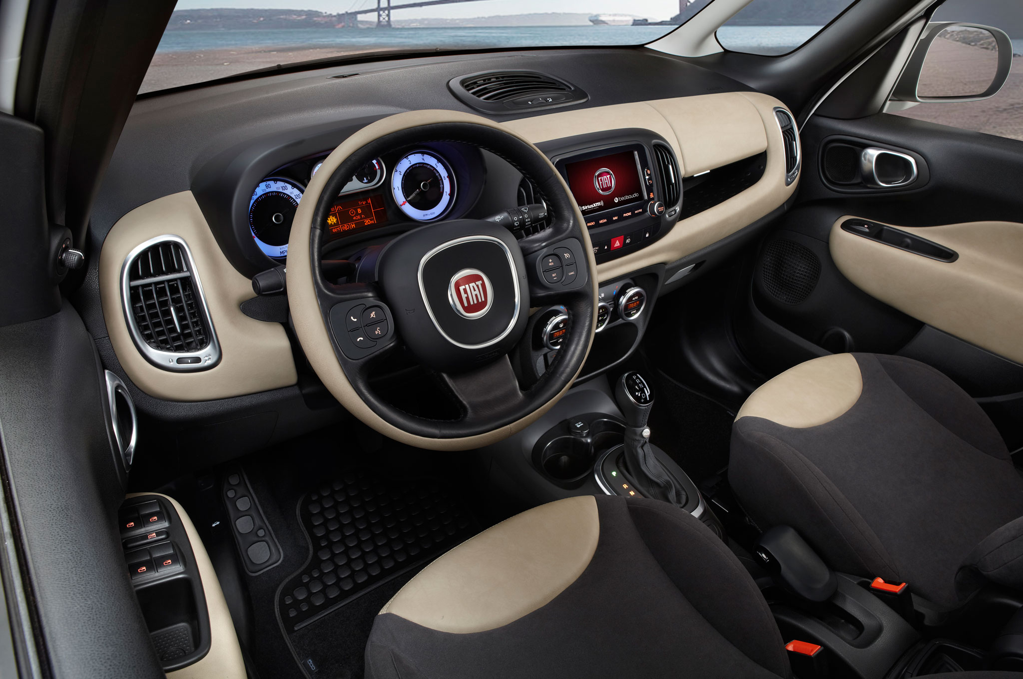 2014 Fiat 500L First Drive - Automobile Magazine