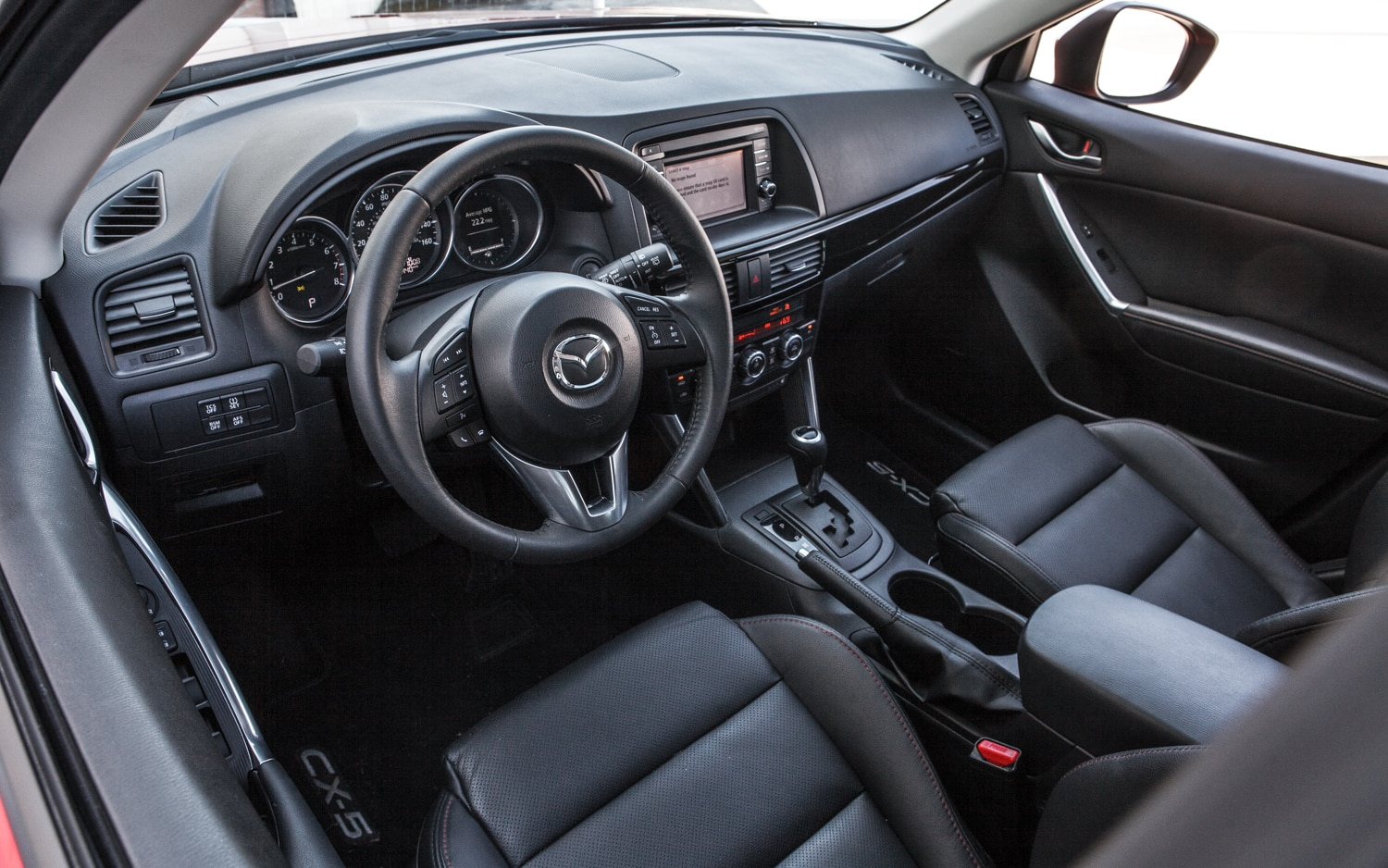2014 mazda cx-5 grand touring - editors' notebook - automobile magazine