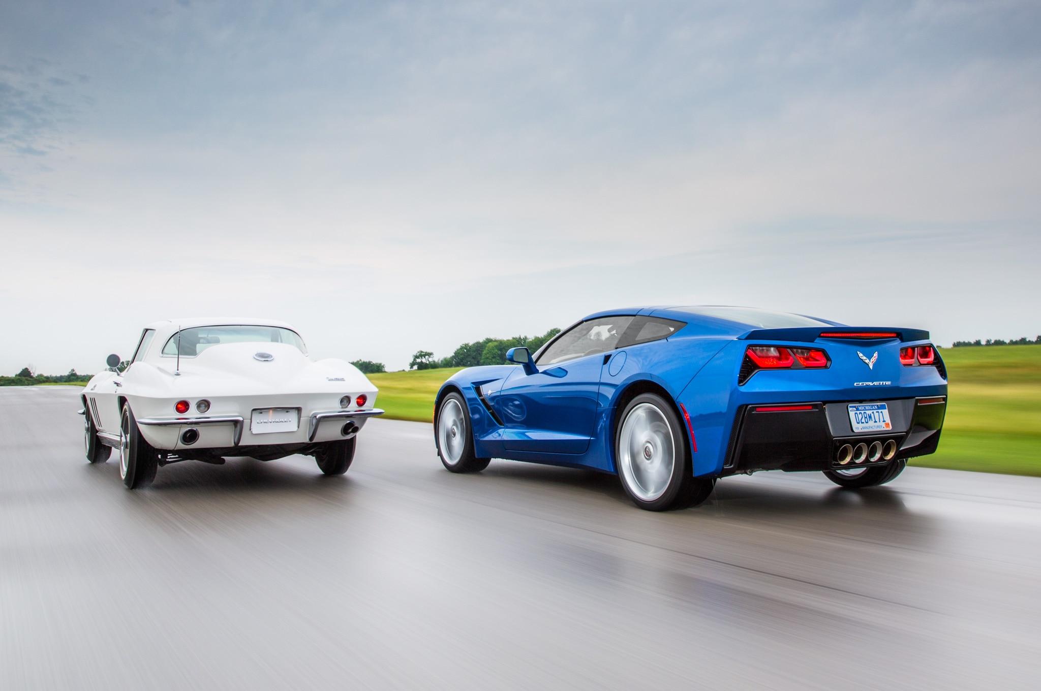 2014 Chevrolet Corvette Stingray First Drive - Automobile Magazine
