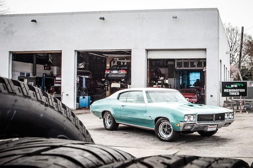 Collectible Classic: 1968-1972 Buick Gran Sport - Automobile