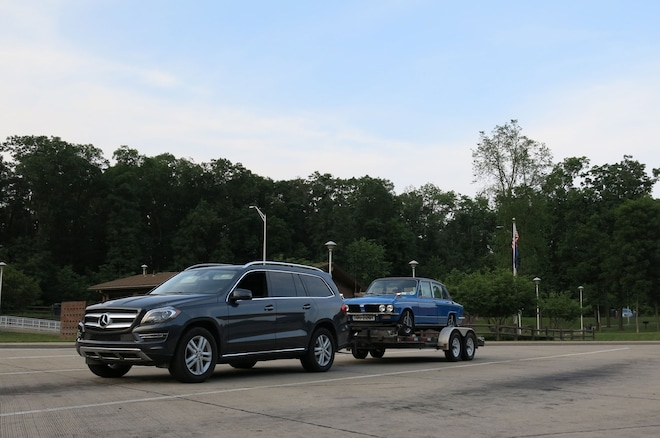 Mercedes Benz Of Ann Arbor >> 2013 Mercedes-Benz GL450 - Four Seasons Update - June 2013 - Automobile Magazine