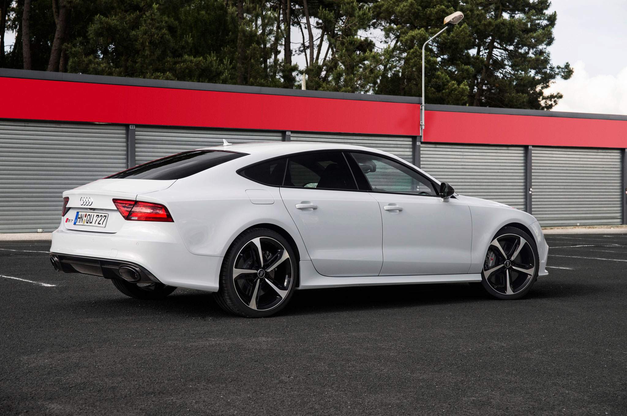 2014 audi rs7 first drive - automobile magazine