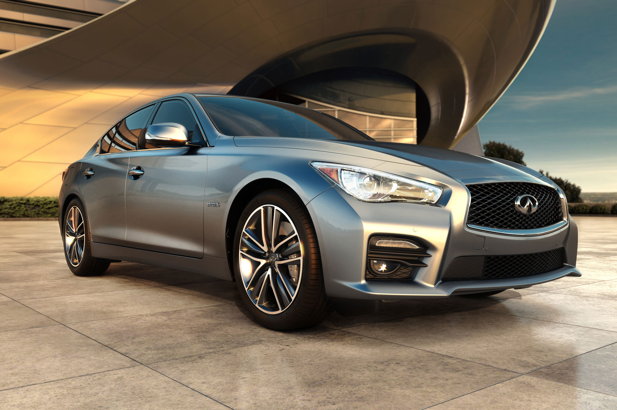 As For The Rest Of 2017 Infiniti Q50
