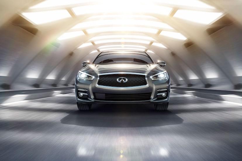 2014 Infiniti Q50 First Drive - Automobile Magazine