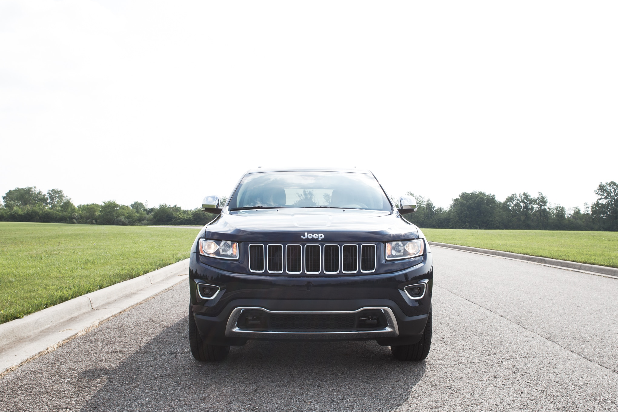 2014 Jeep Grand Cherokee Limited 4x4 - Editors' Notebook