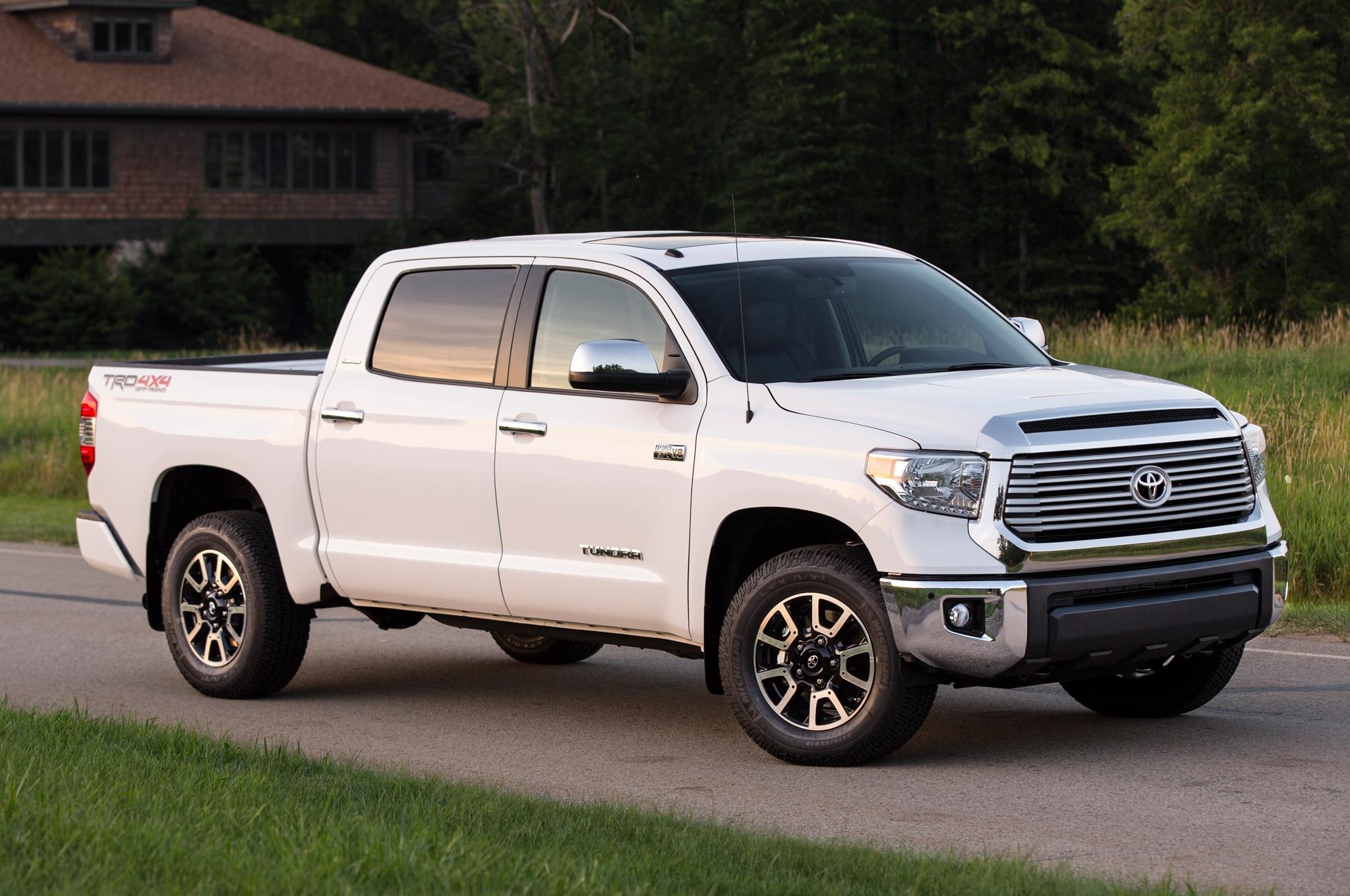 2014 toyota tundra first drive - automobile magazine