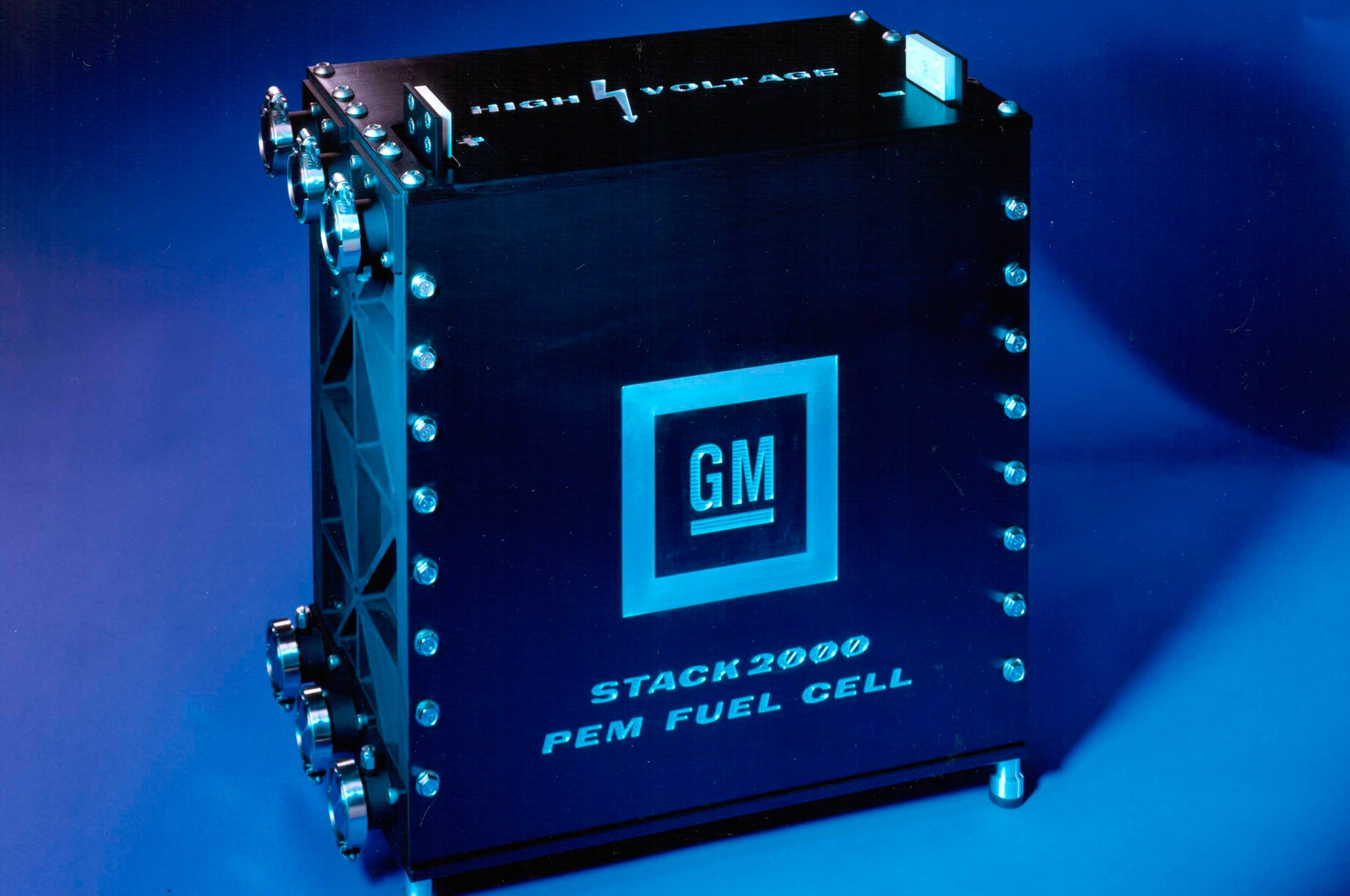 gm honda partner  build fuel cell systems