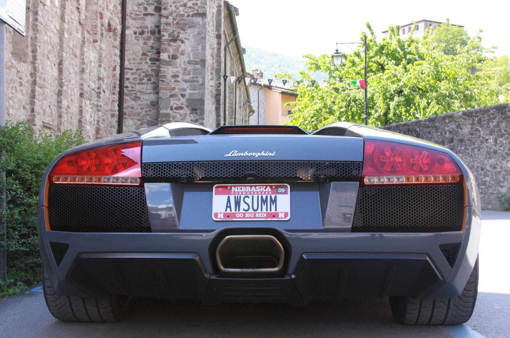 Lamborghini Still Outlandish At 50 Automobile Magazine Photo Gallery