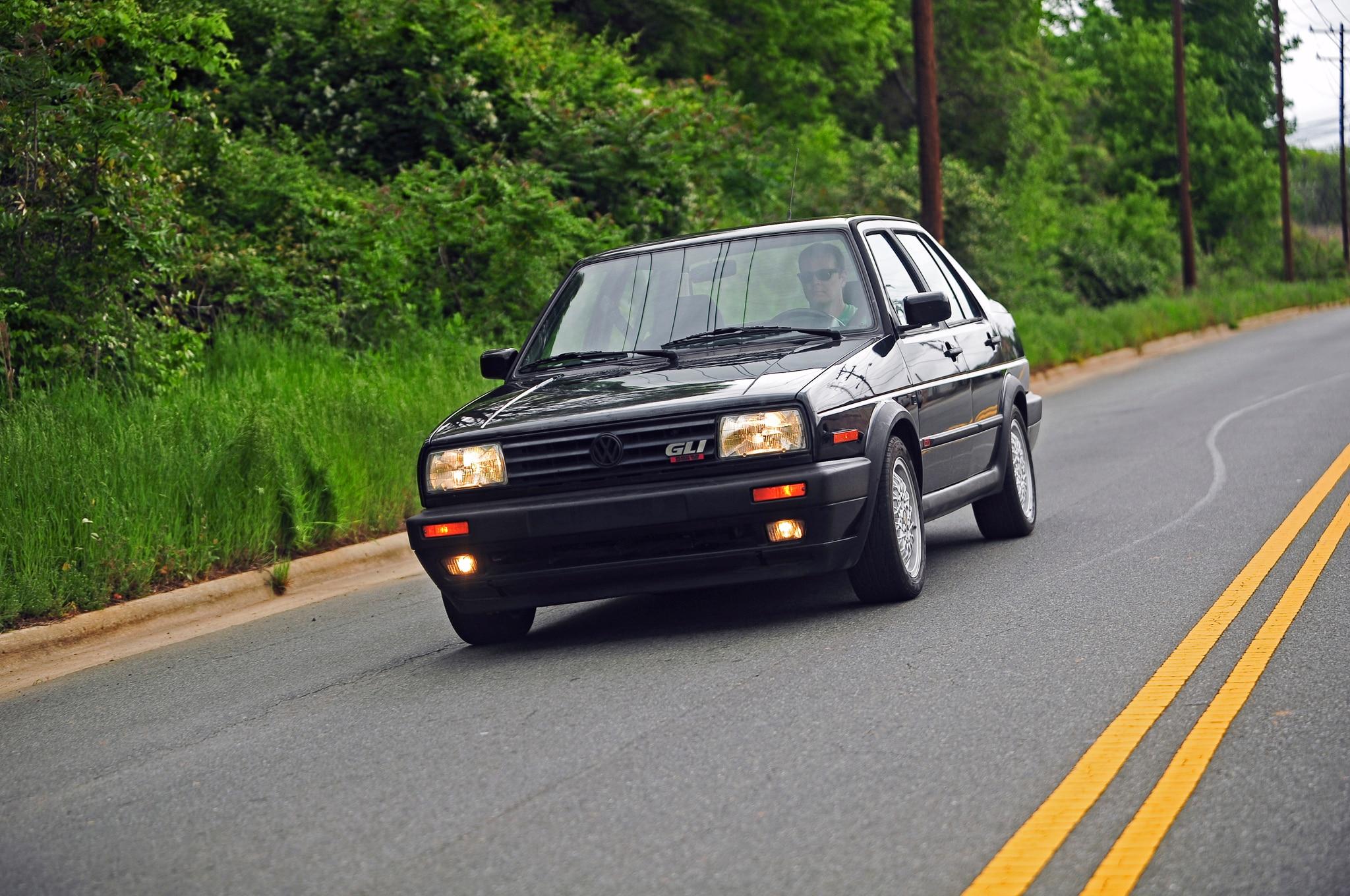 Collectible Classic: 1990-1992 Volkswagen Jetta GLI - Automobile Magazine