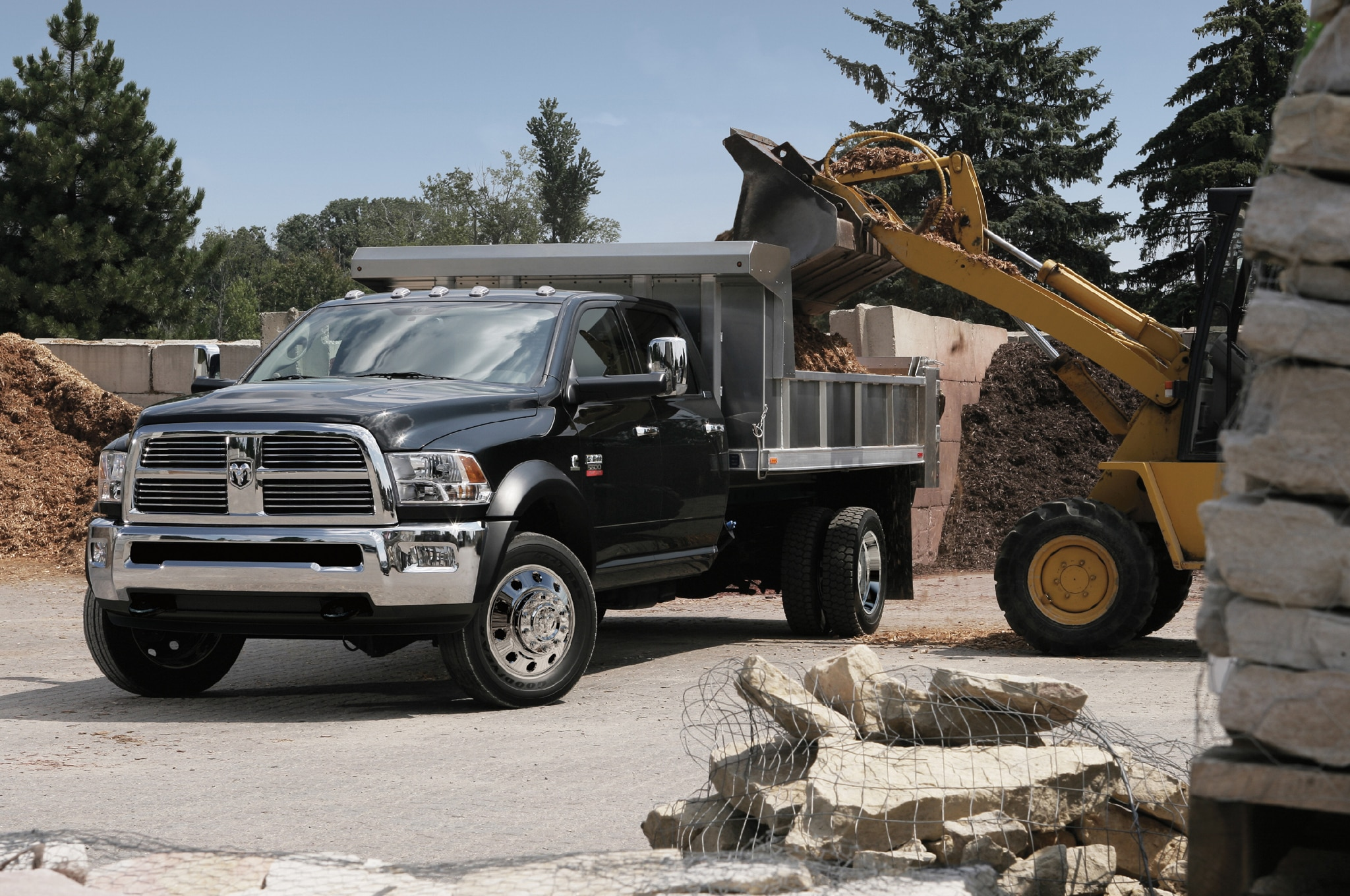 2012 Ram 3500, 4500, 5500 Recalled For Transmission Problem