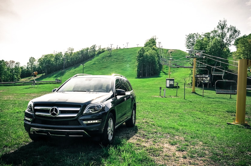 2013 Mercedes-Benz GL450 - Surviving the Dog Days of Summer