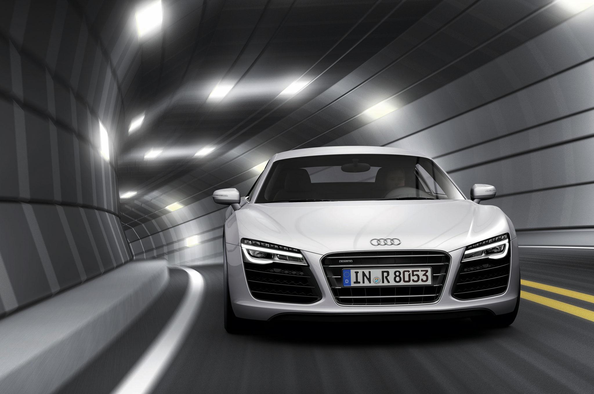 2014 Audi R8 Spyder, R8 V10 and R8 V10 Plus - Automobile Magazine