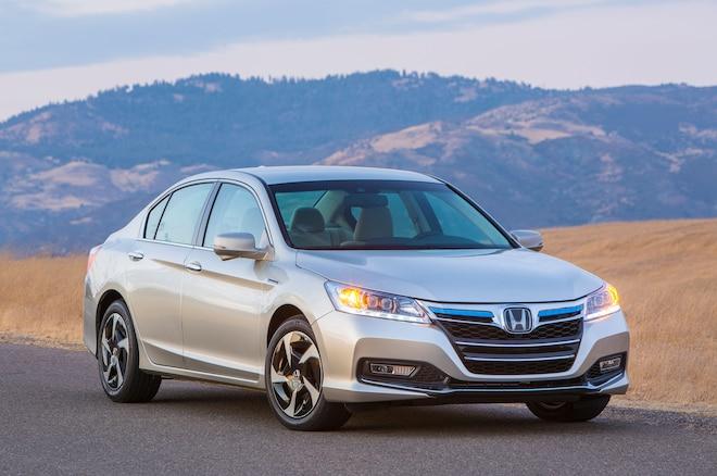 2014 Honda Accord Phev Driven Automobile Magazine