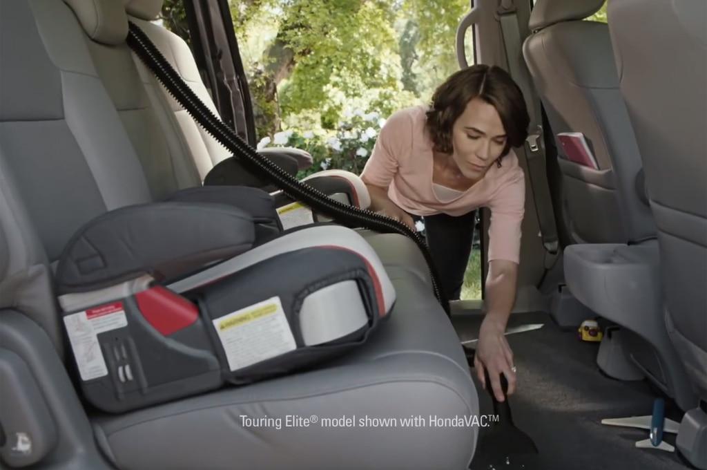 2014 Honda Odyssey Hondavac1