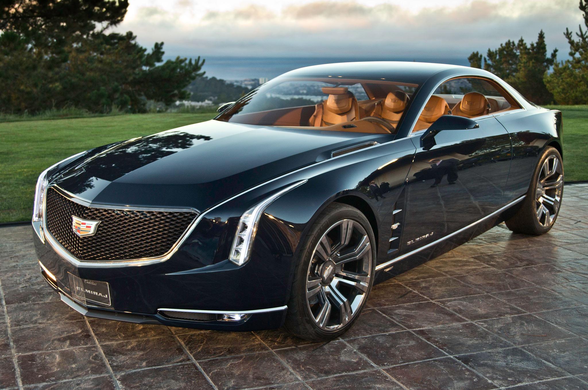 Cadillac Elmiraj Price >> 2013 Cadillac Elmiraj Concept Revealed At Pebble Beach Automobile