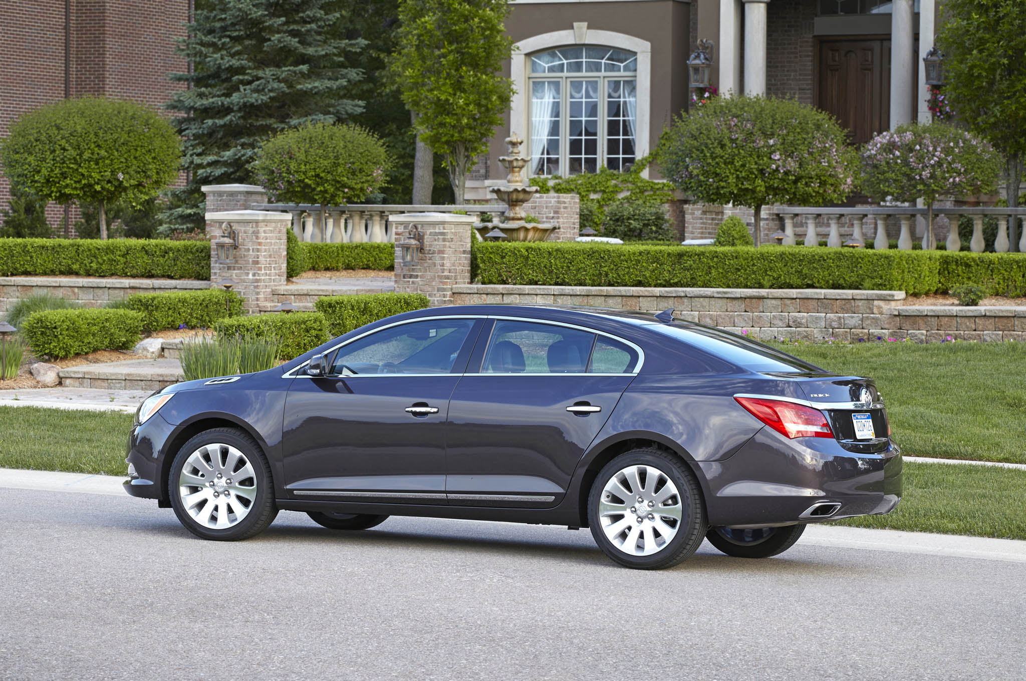 2014 Buick Lacrosse Driven Automobile Magazine
