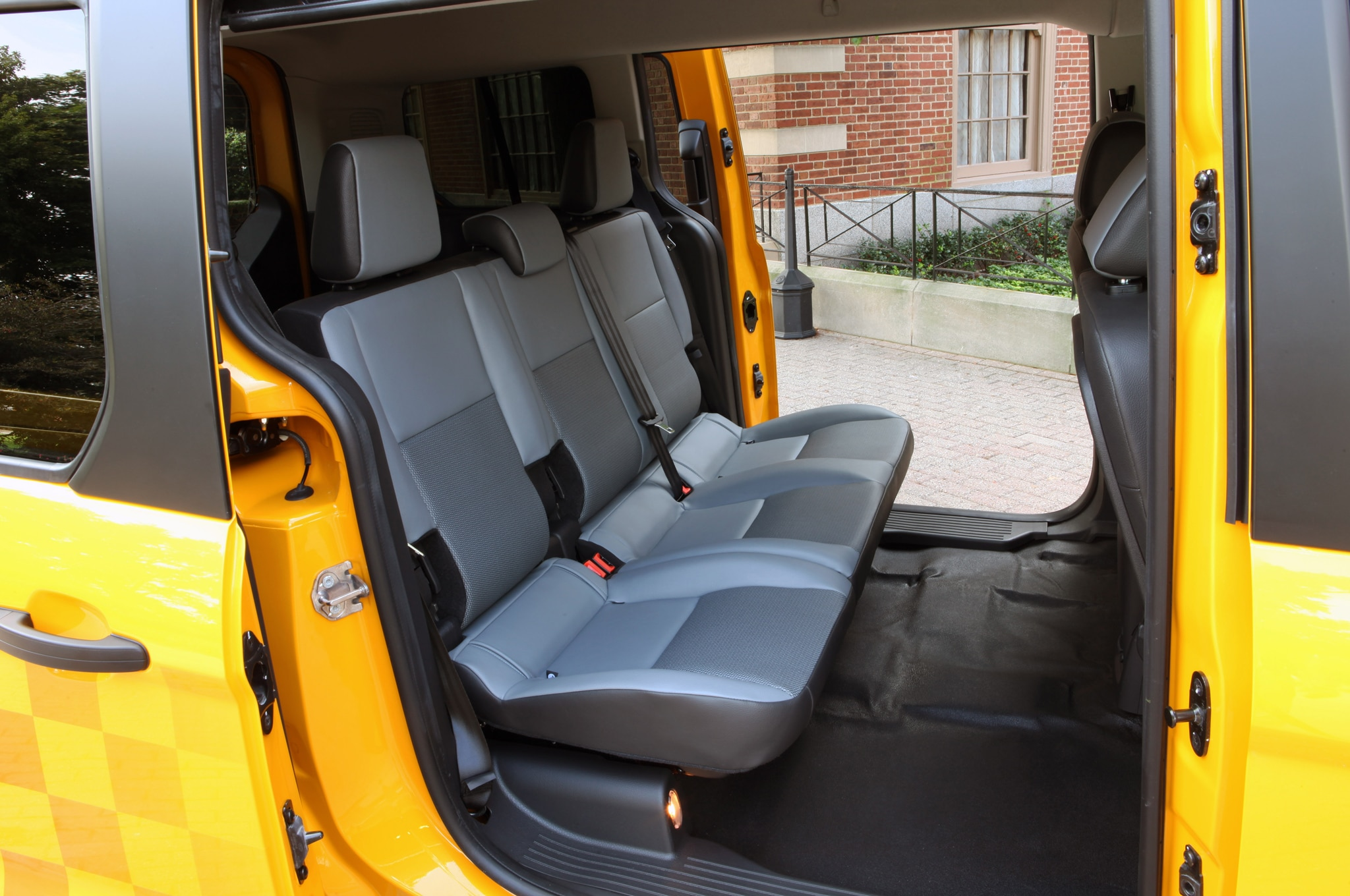 2014 Ford Transit Connect For Sale >> 2014 Ford Transit Connect Taxi Version Shown