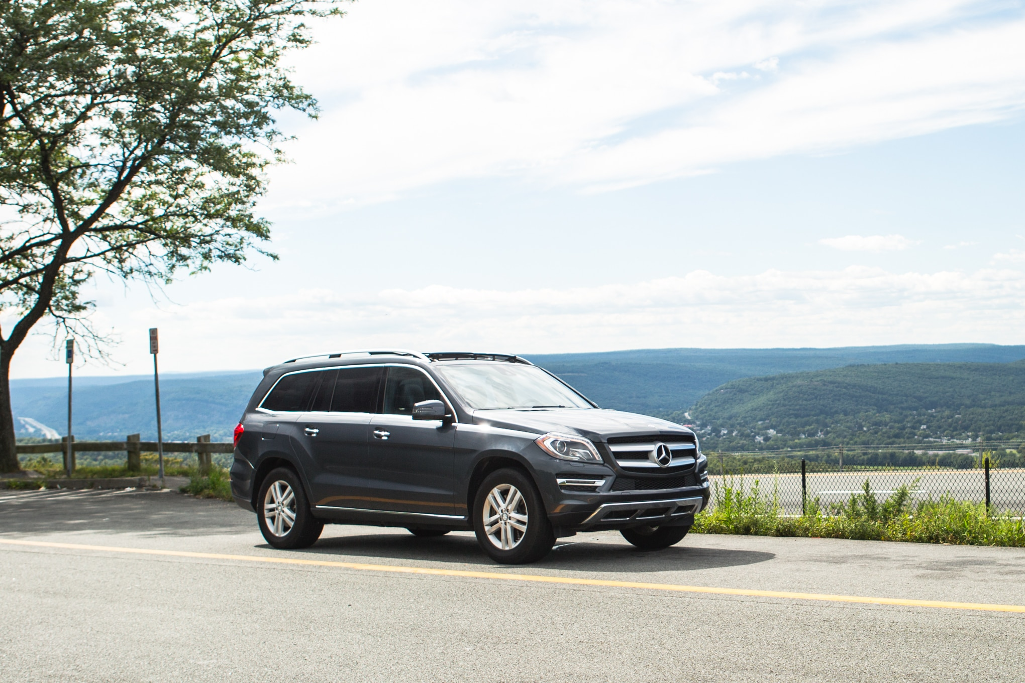 2013 Mercedes-Benz GL450 - Four Seasons Update - August 2013