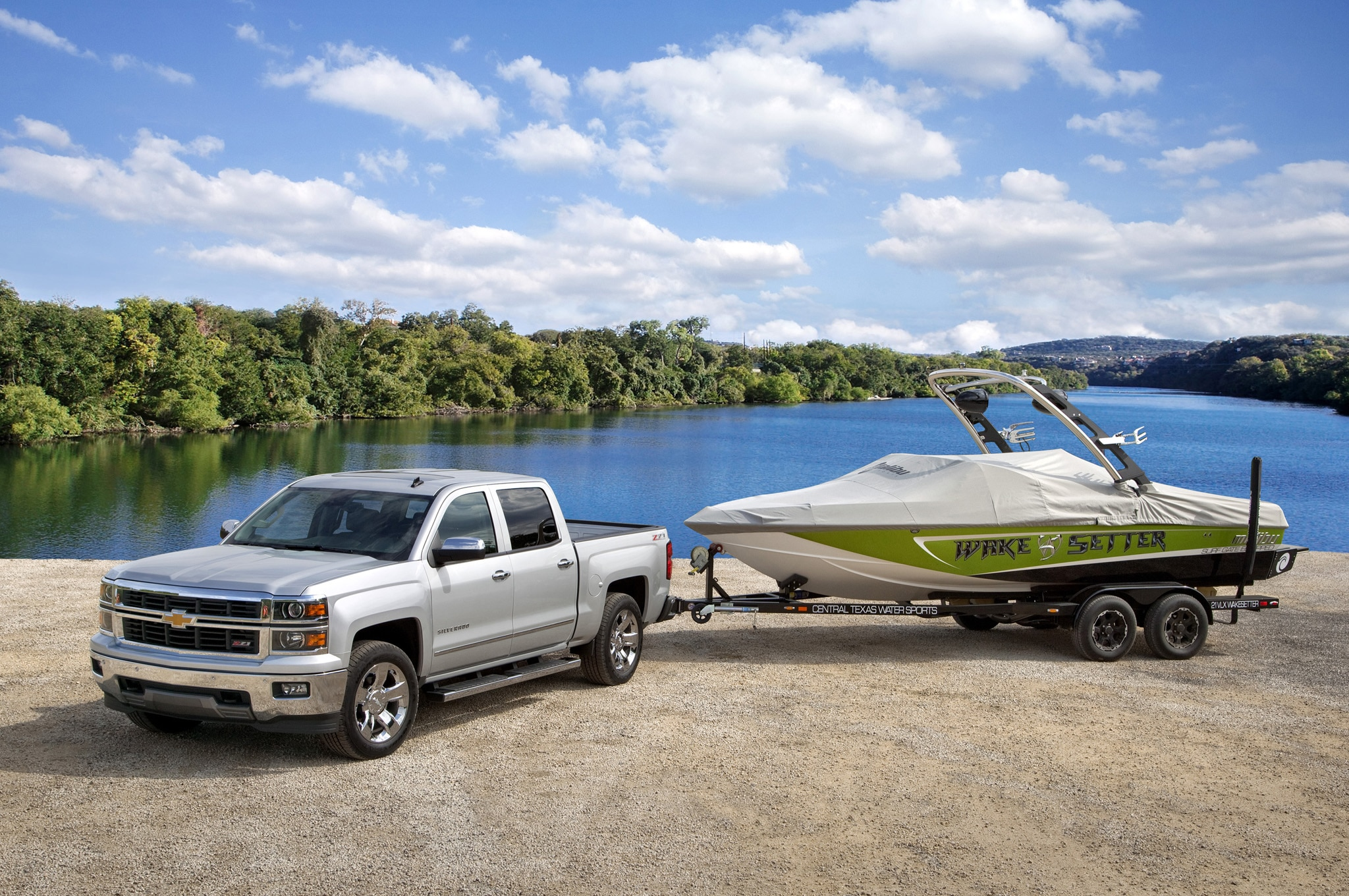 2014-chevrolet-silverado-towing Cool Review About Chevy S10 tow Capacity with Breathtaking Gallery Cars Review
