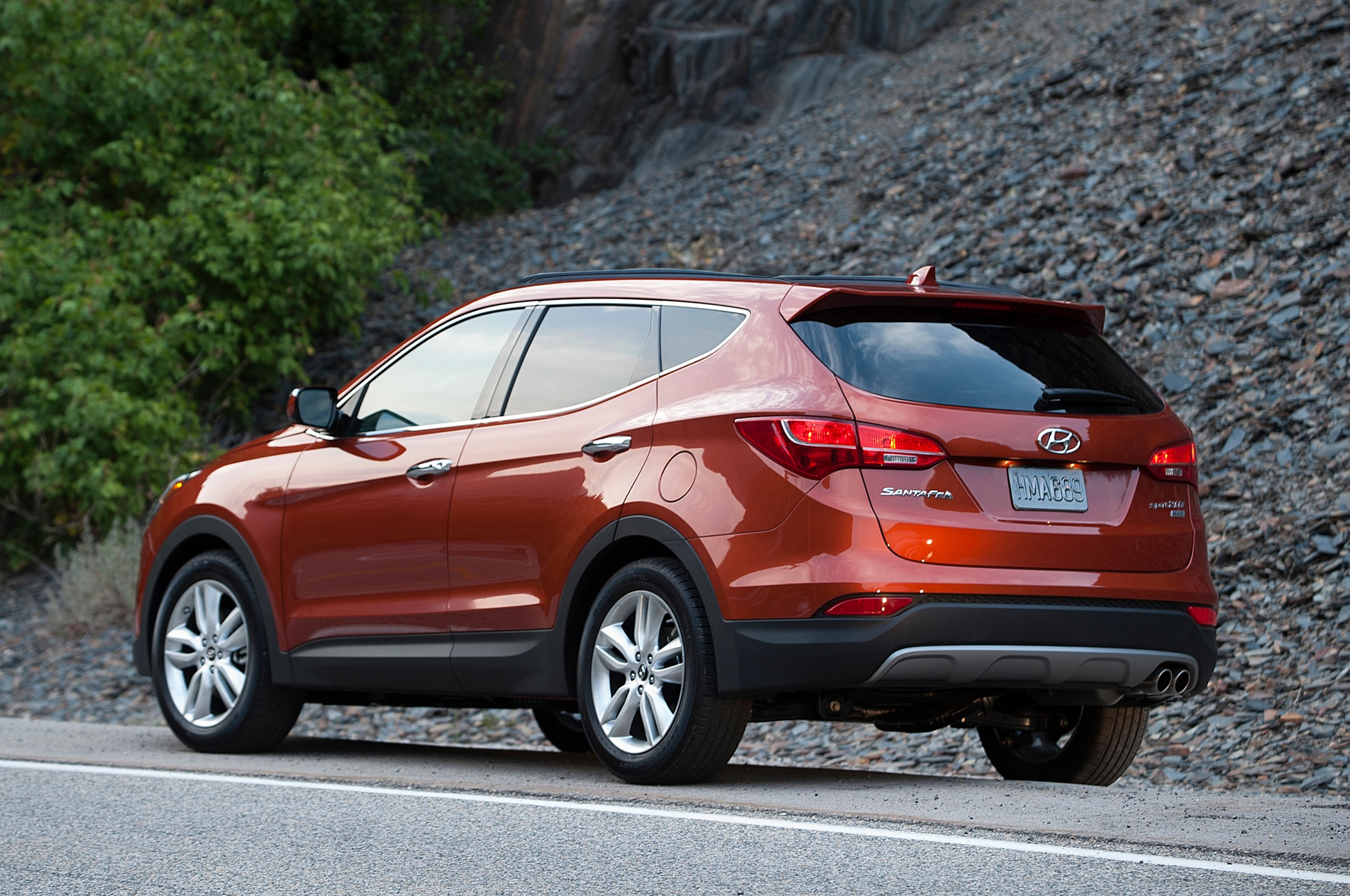 2014 Hyundai Santa Fe Sport Priced At 25 605