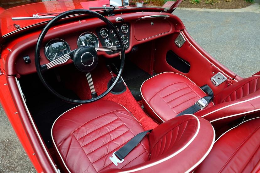 Collectible Classic: 1953-1962 Triumph TR2/ TR3 - Automobile Magazine