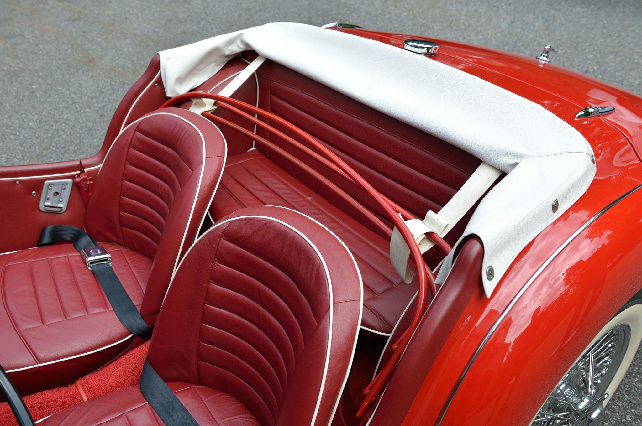 Collectible Classic 1953 1962 Triumph Tr2 Tr3 Automobile Magazine