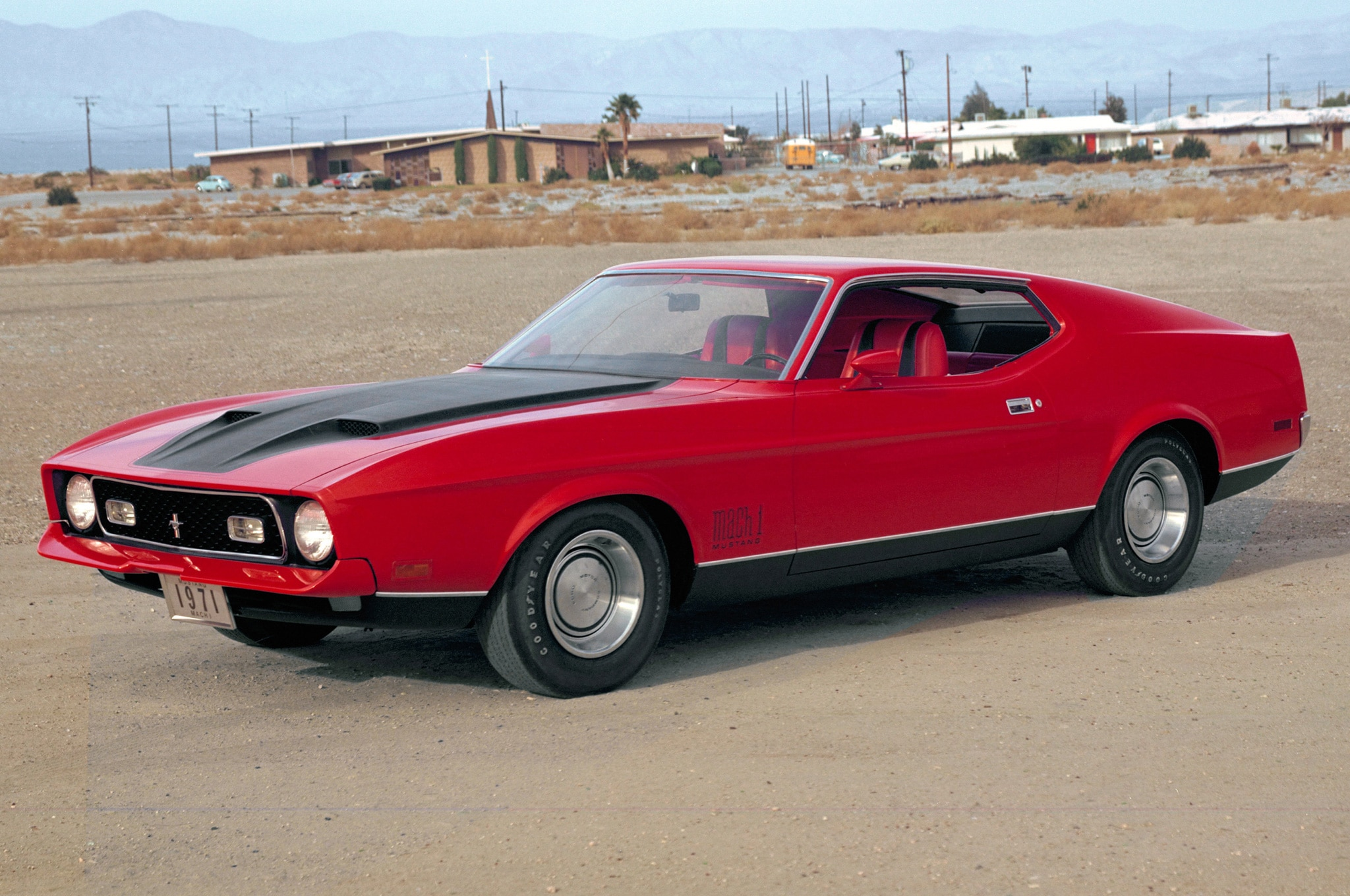 Will Ford Revive The Mustang Mach 1