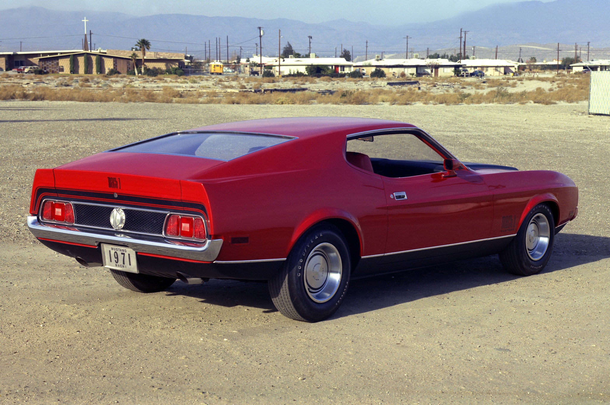 Will Ford Revive The Mustang Mach 1 1971 Gt Convertible Show More