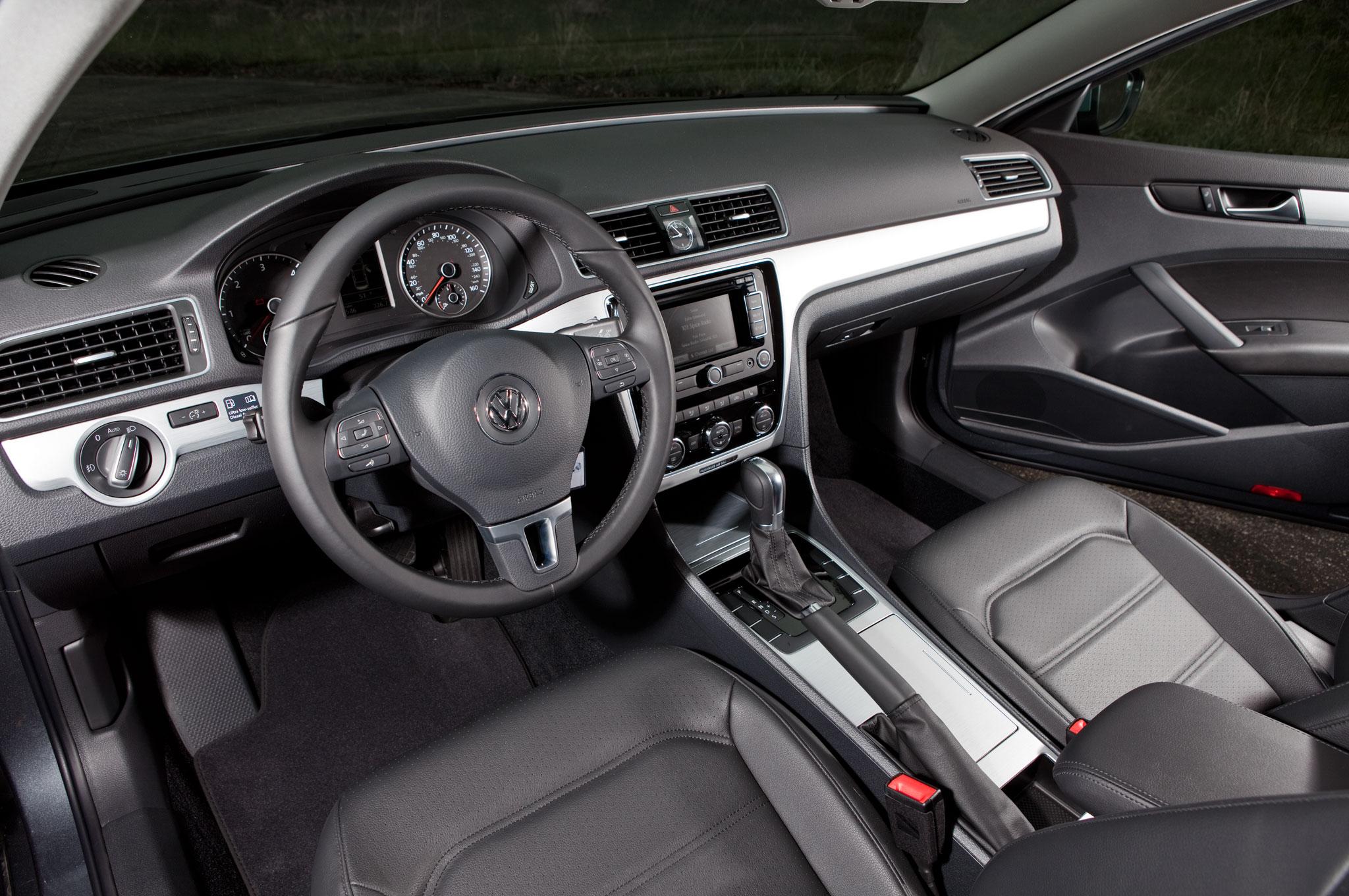 2013 vw passat tdi manual transmission
