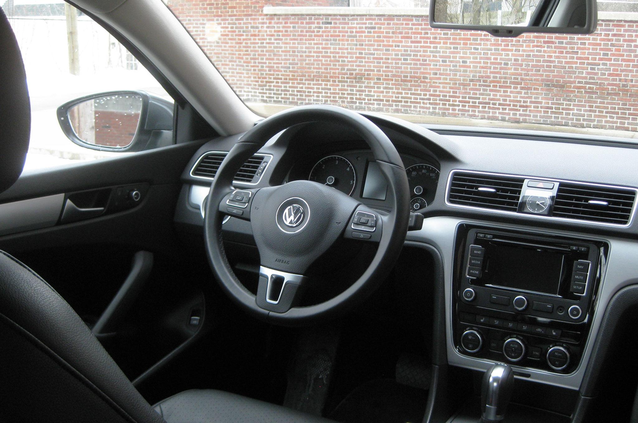 2012 Volkswagen Passat Tdi Four Seasons Wrap Up