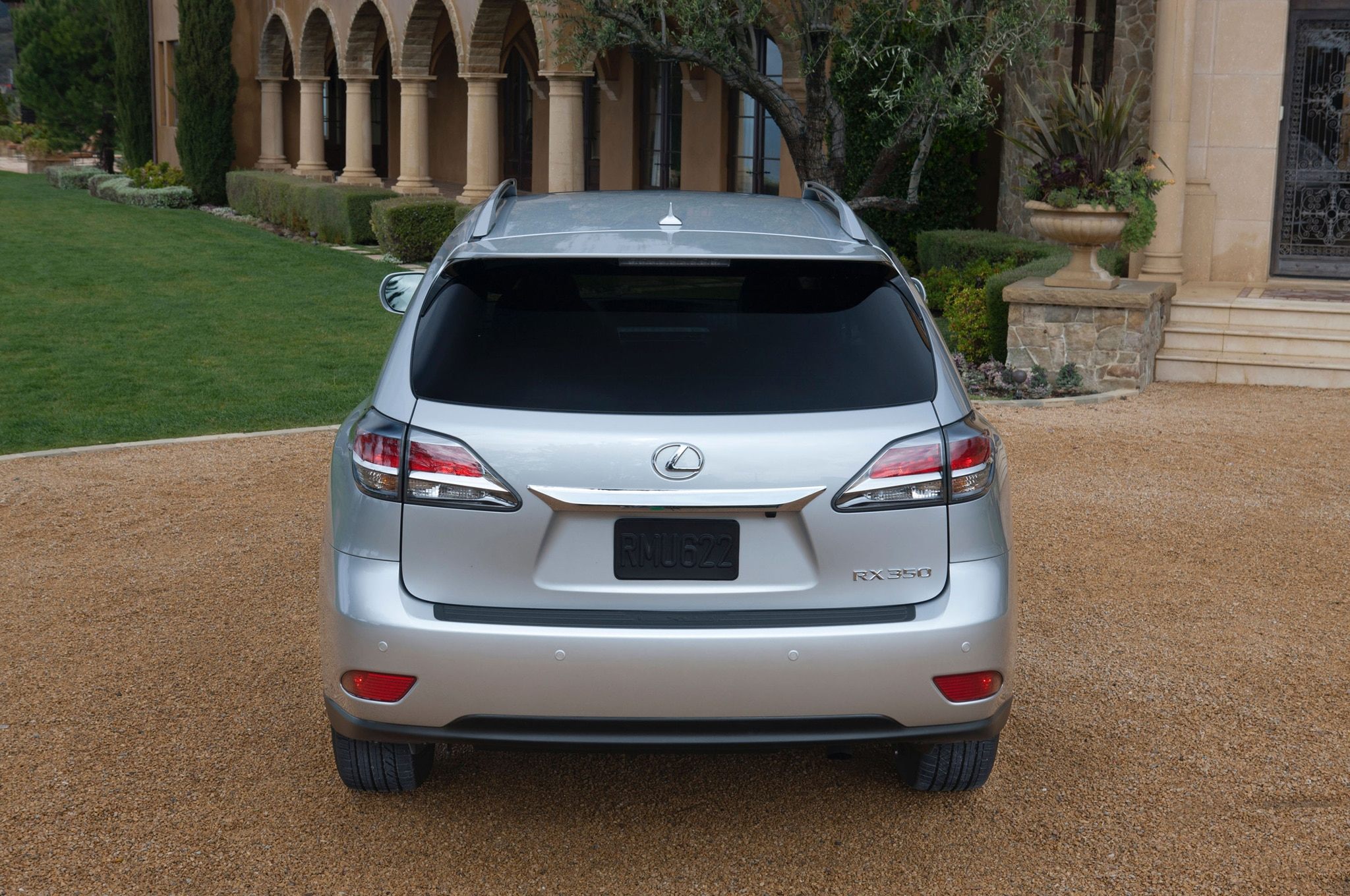 large groovecar composite lexus research rx pearl starfire suv