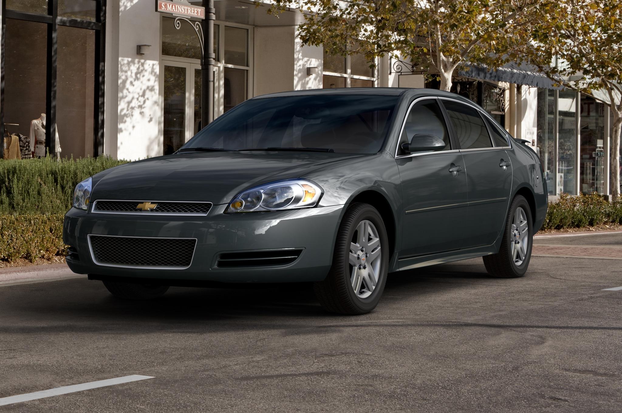 2013 Impala Front Three Quarters1