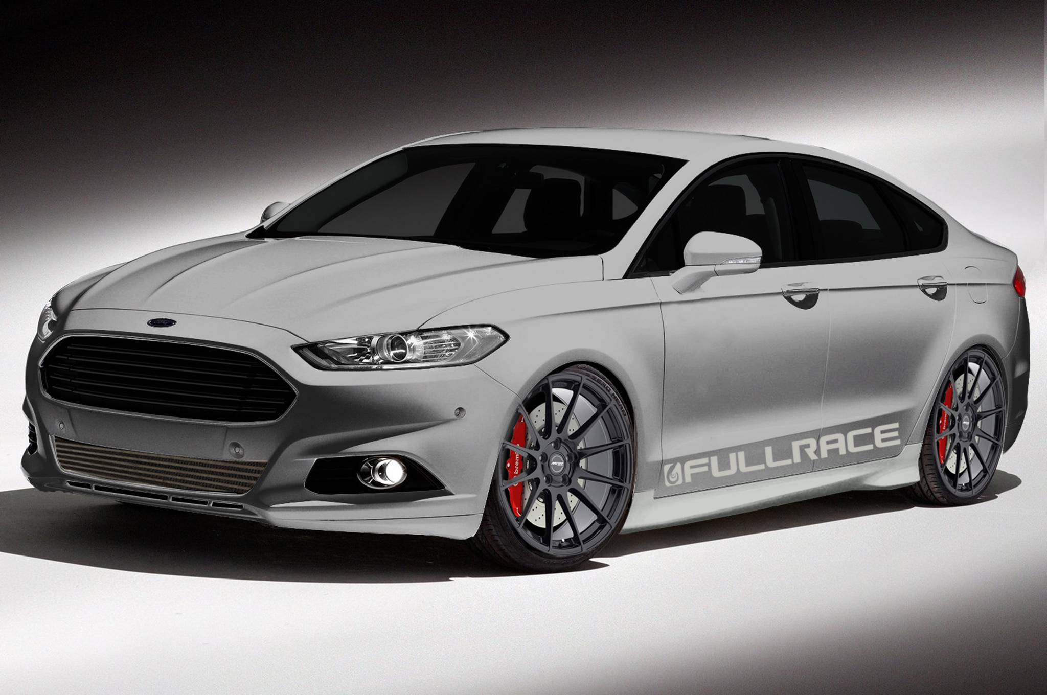 2014 Ford Fusion Given 400 Hp For Sema