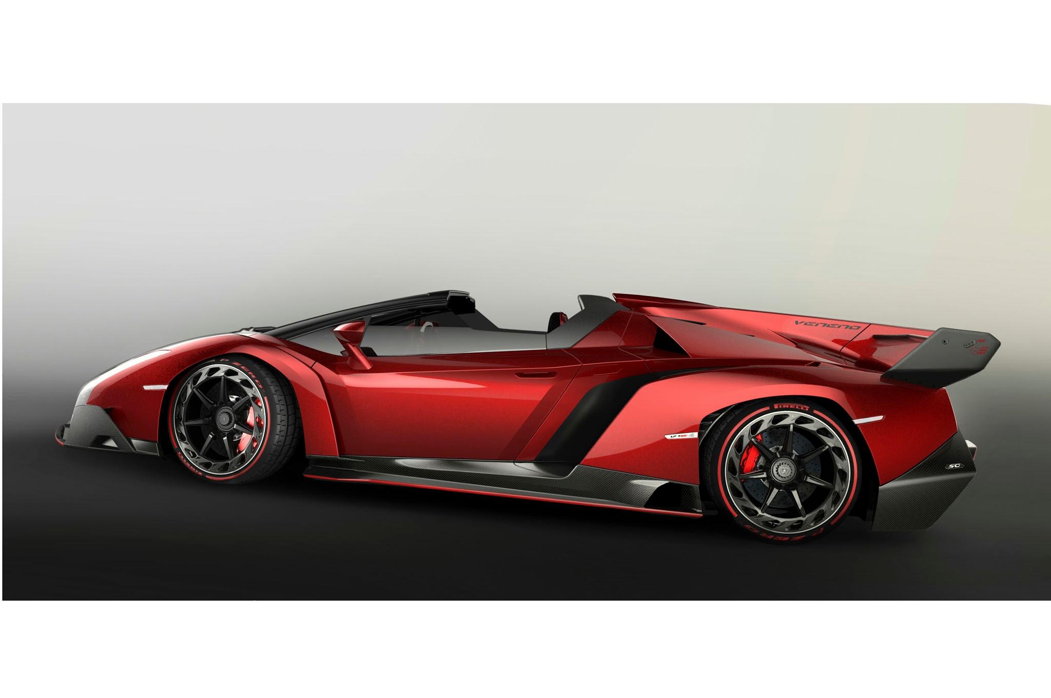 Lamborghini Veneno For Sale >> Hyper-Rare Lamborghini Veneno Up for Sale for $11.1 Million | Automobile Magazine