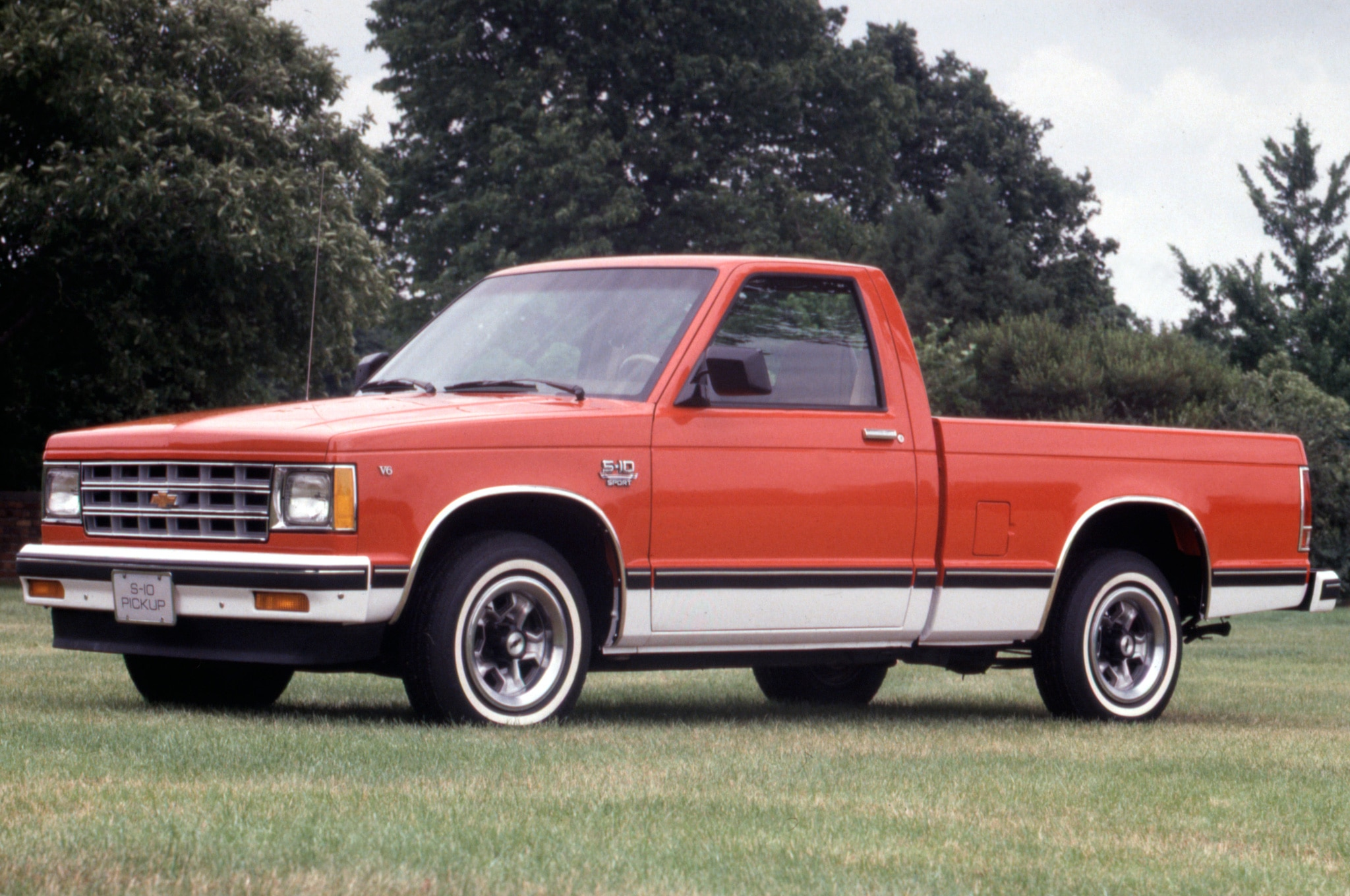 Chevy Blazer 2015 >> 2015 Chevrolet Colorado Marks Six Generations Of Small ...
