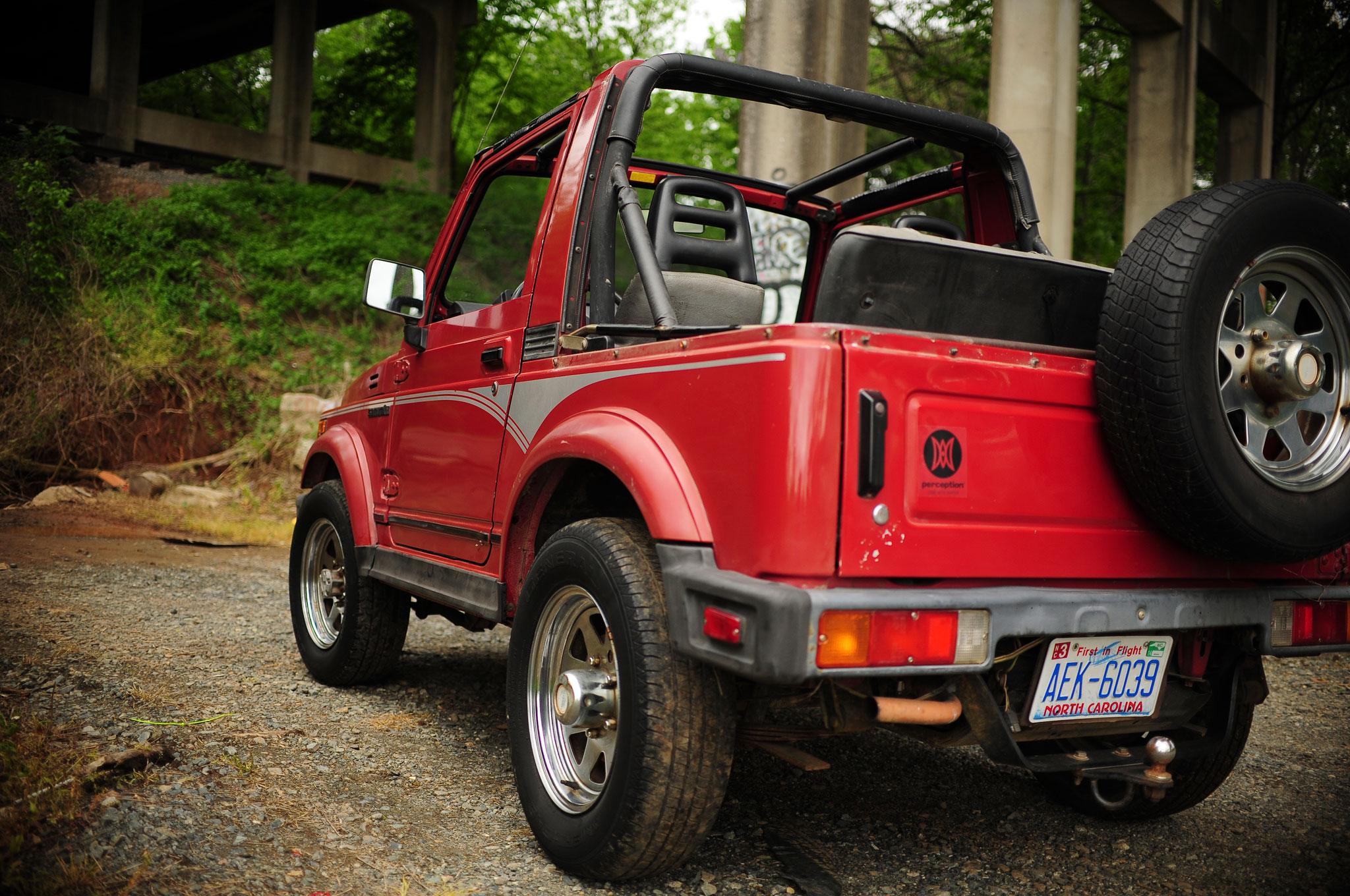 Collectible Clic: 1986-1995 Suzuki Samurai - Automobile Magazine