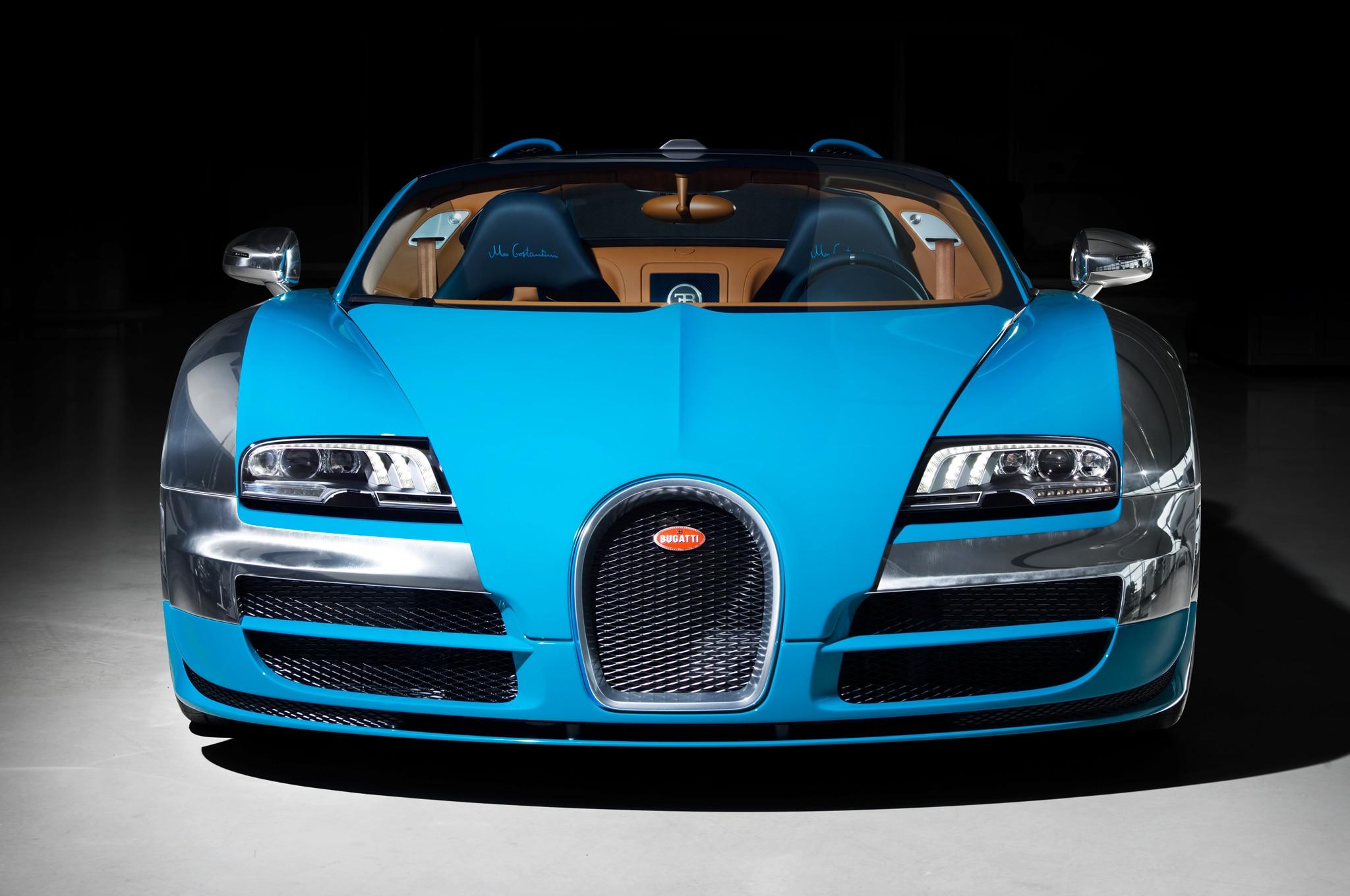 Bugattis For Sale >> New Bugatti Veyron Meo Costantini Edition Debuts In Dubai