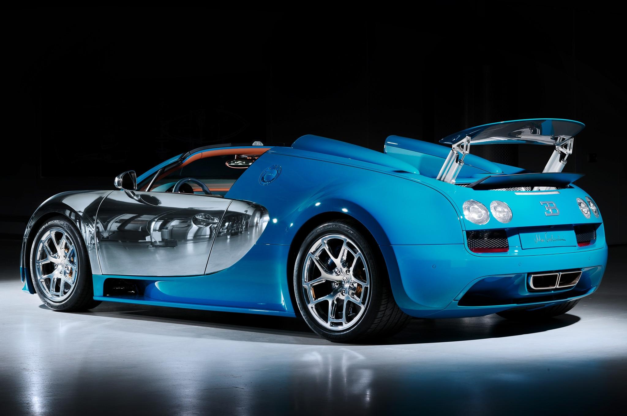 New Bugatti Veyron Meo Costantini Edition Debuts In Dubai