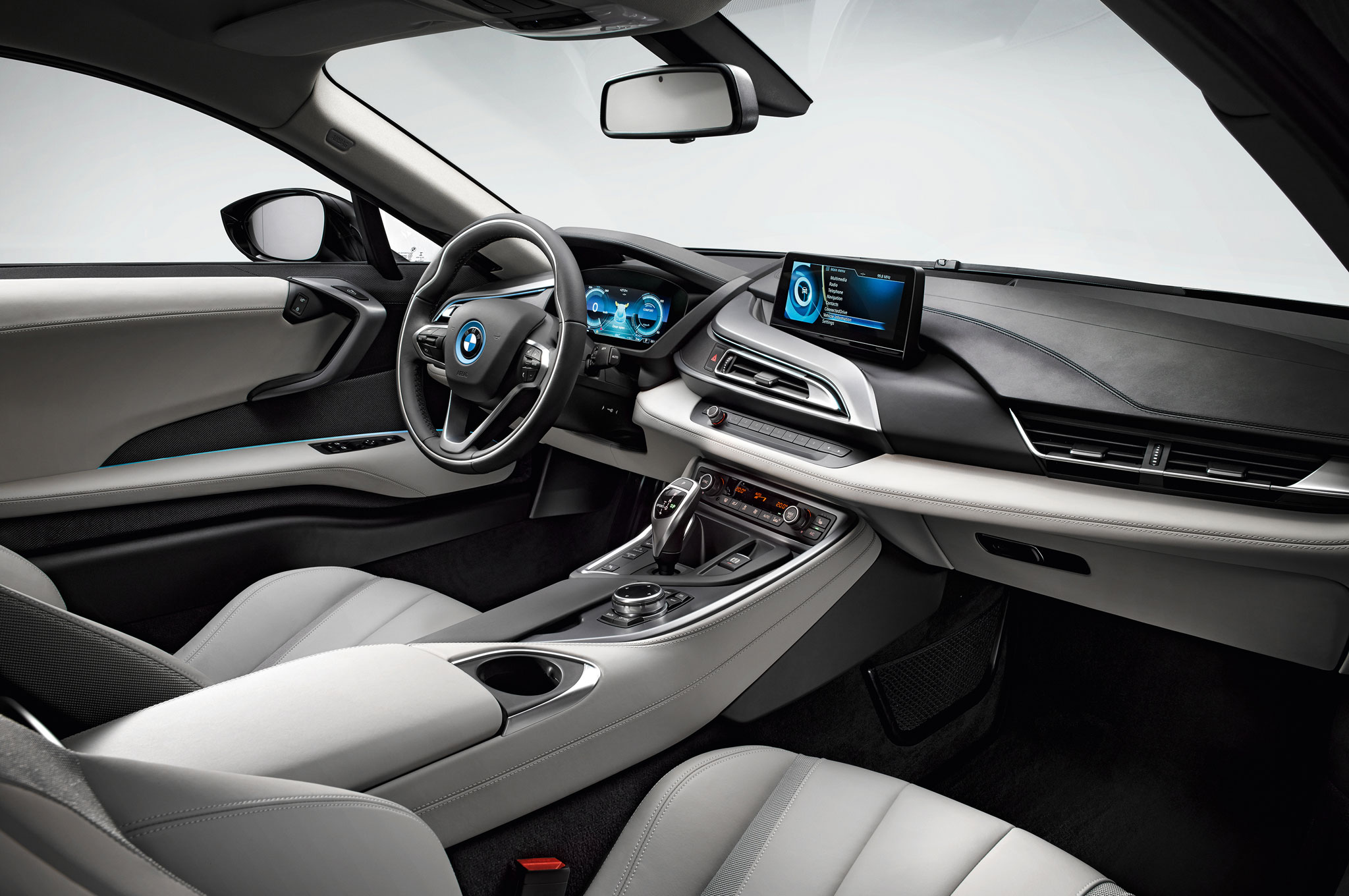 2014 Design Of The Year 2014 Bmw I8 Automobile Magazine