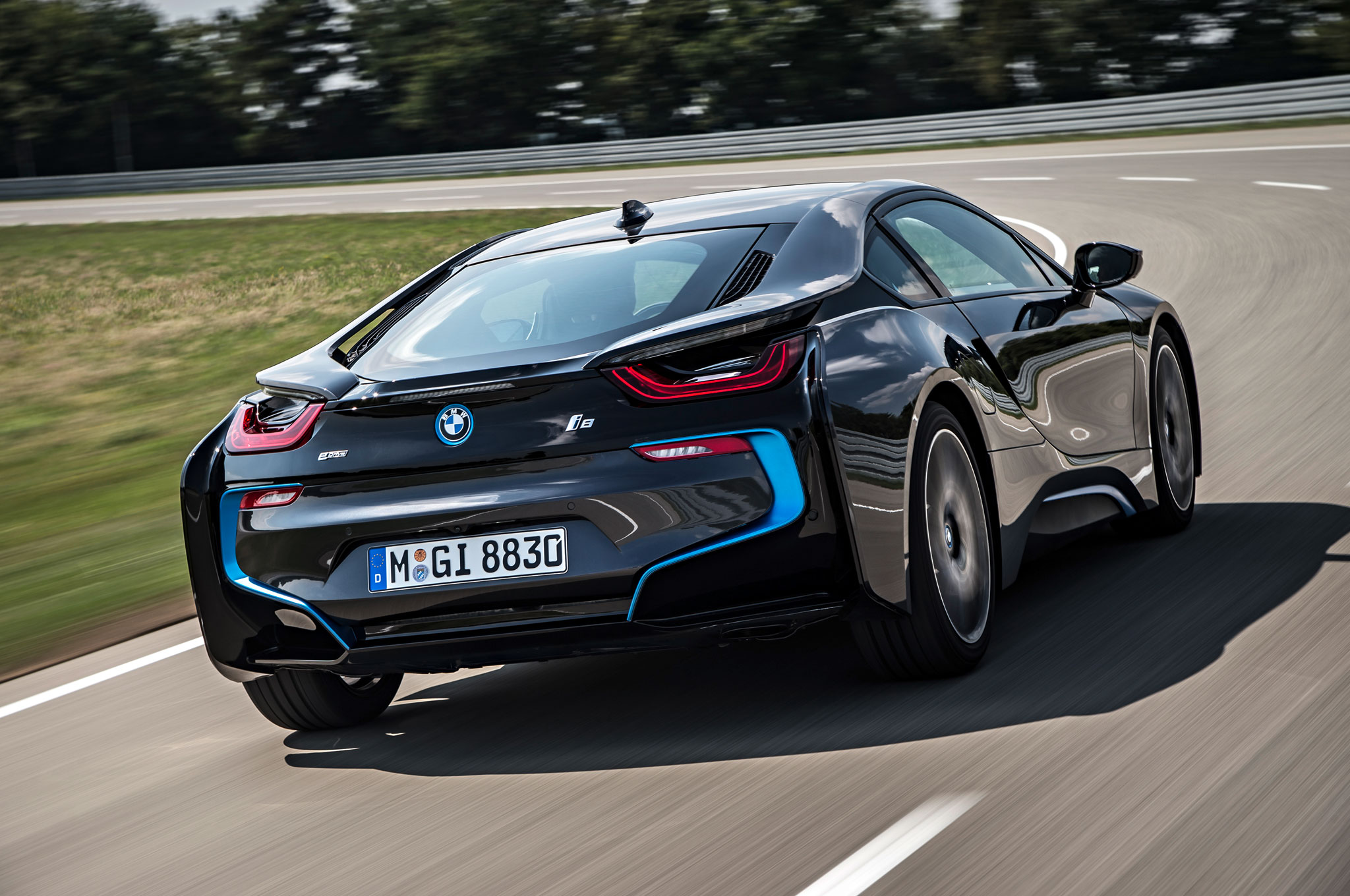 2014 Design Of The Year 2014 Bmw I8 Automobile Magazine
