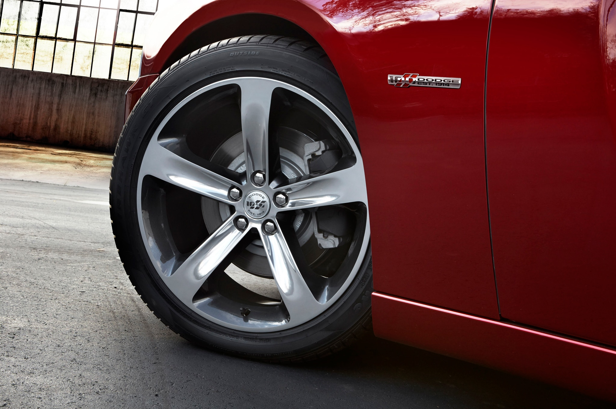 2014 Dodge Charger Challenger Centennial Editions Debut Before 2013