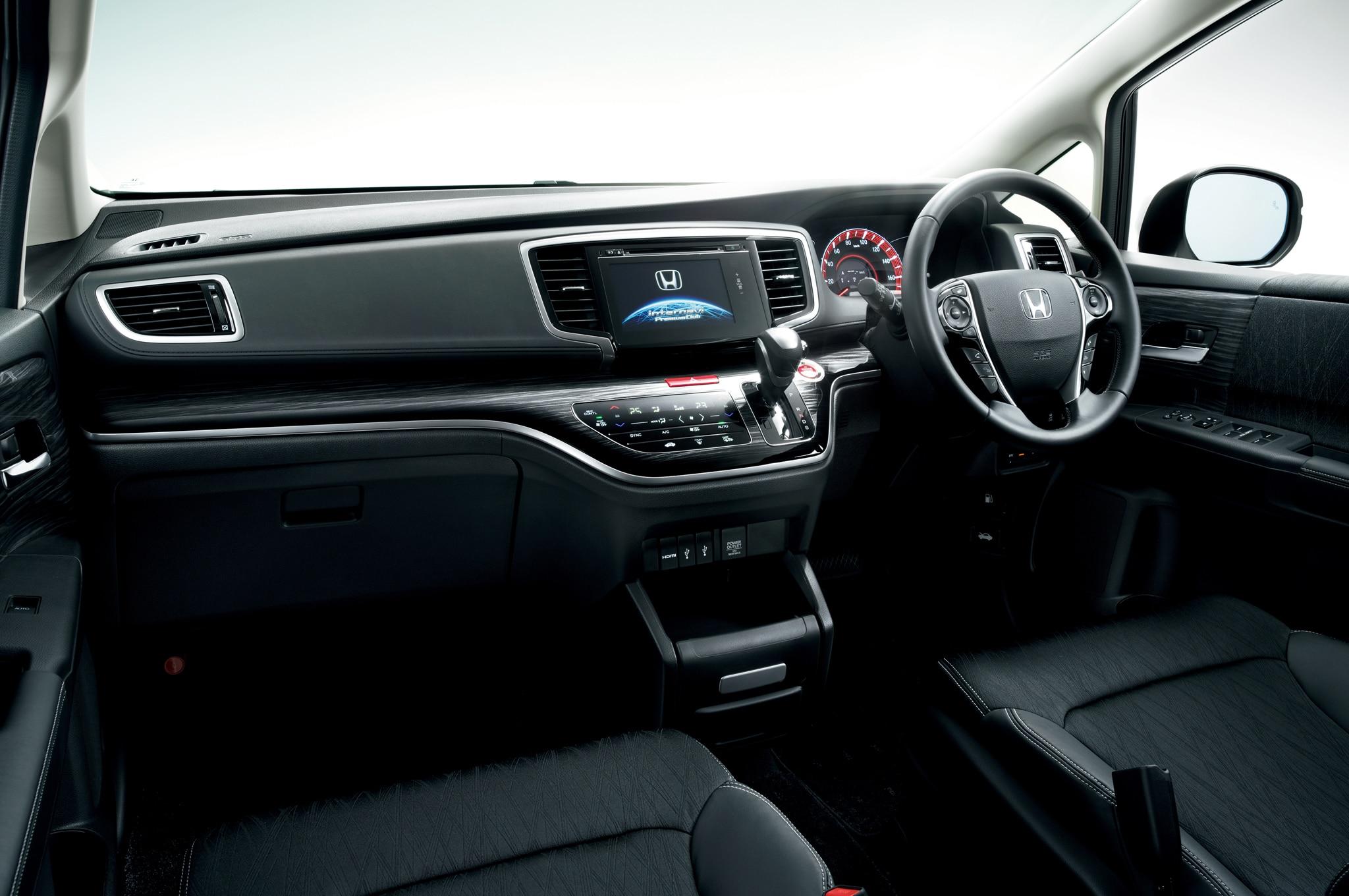 Japanese Market Honda Odyssey Revealed Alfa Romeo 156 Radio Wiring Diagram Show More
