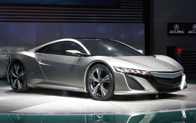 2015 Acura NSX Details Revealed - Automobile Magazine