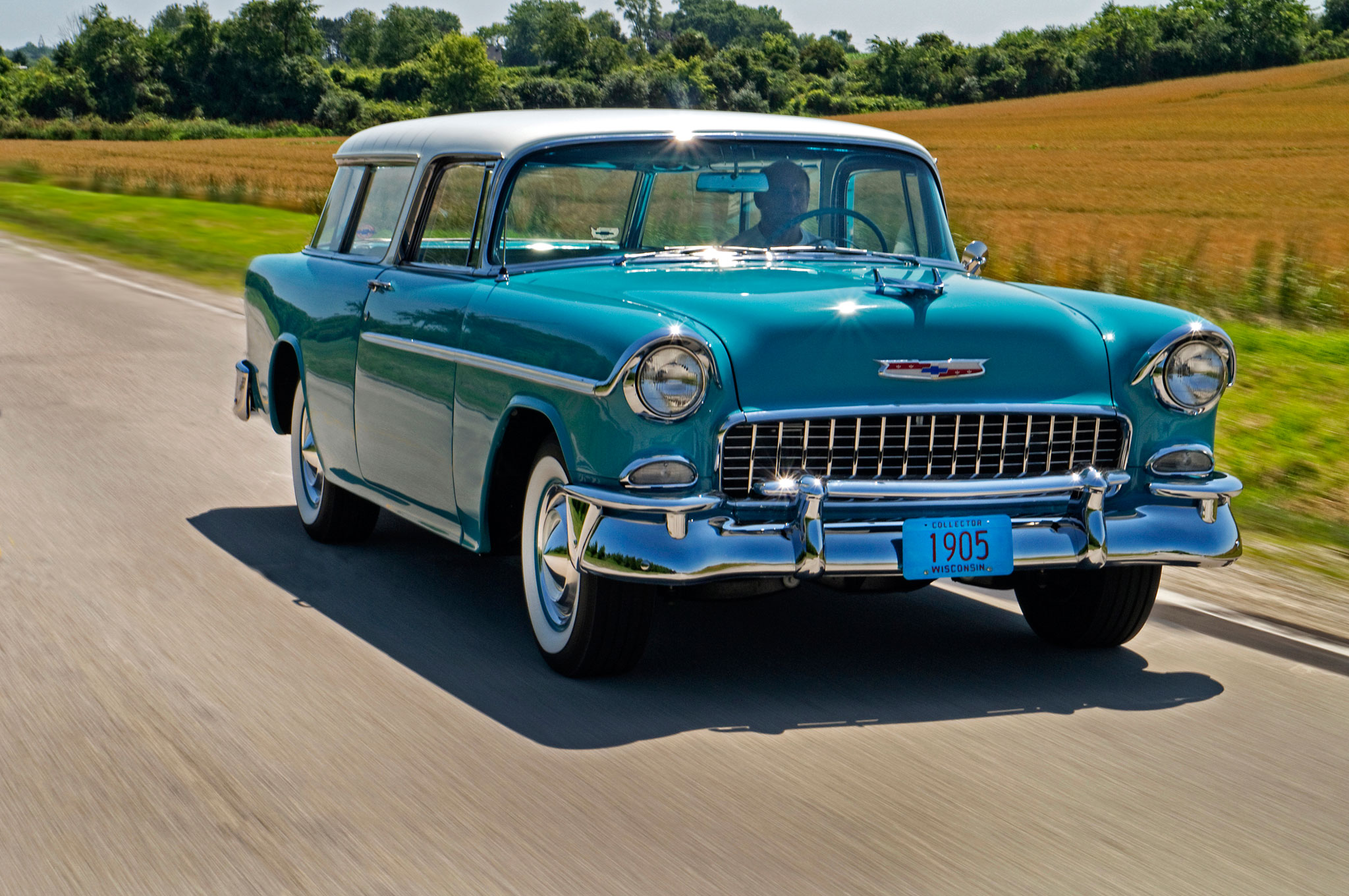 Collectible Classic: 1955-1957 Chevrolet Nomad - Automobile Magazine