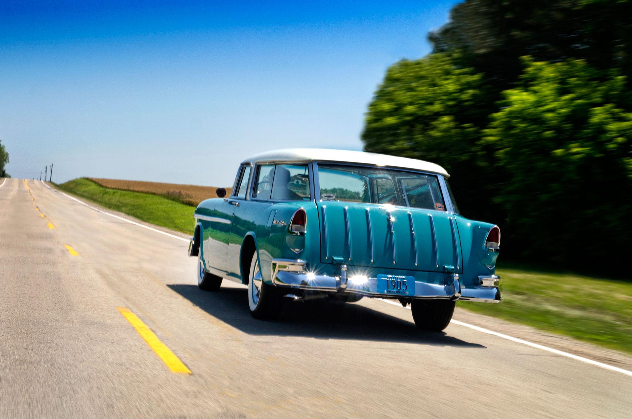 Collectible Classic: 1955-1957 Chevrolet Nomad - Automobile Magazine