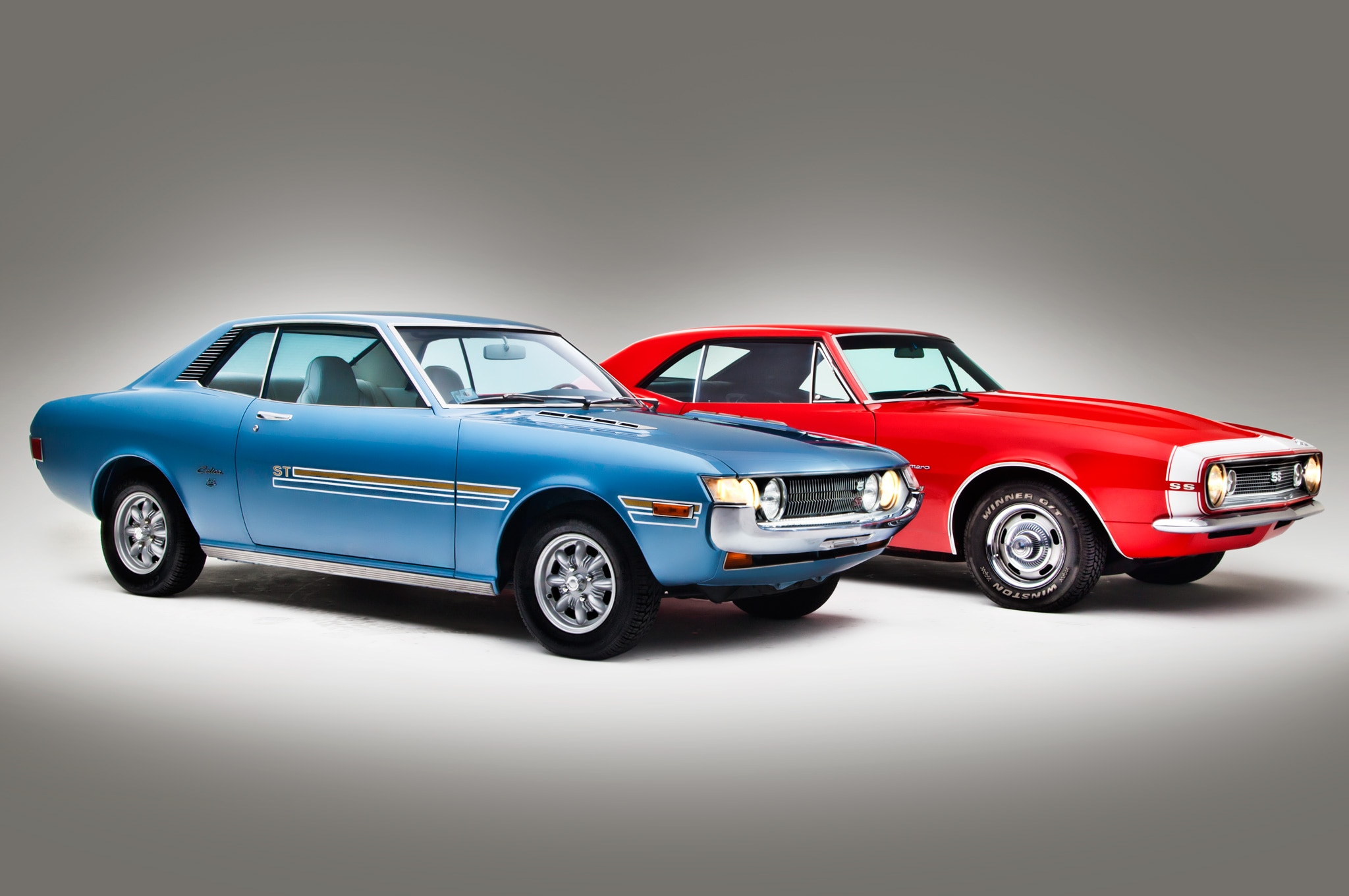 How The Ford Mustang Helped Create The Camaro And Celica