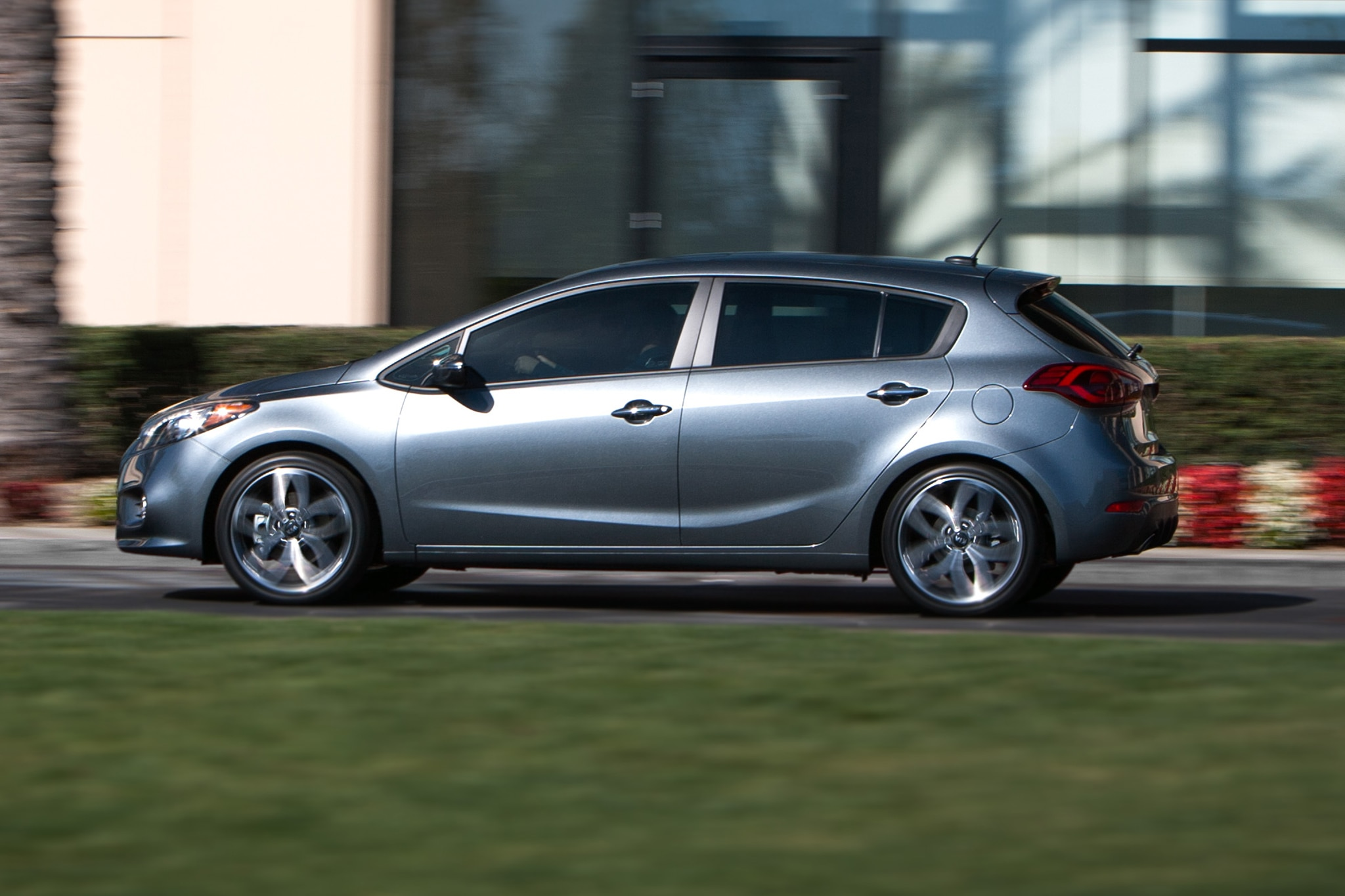 2014 Kia Forte5 Sx Review Automobile Magazine